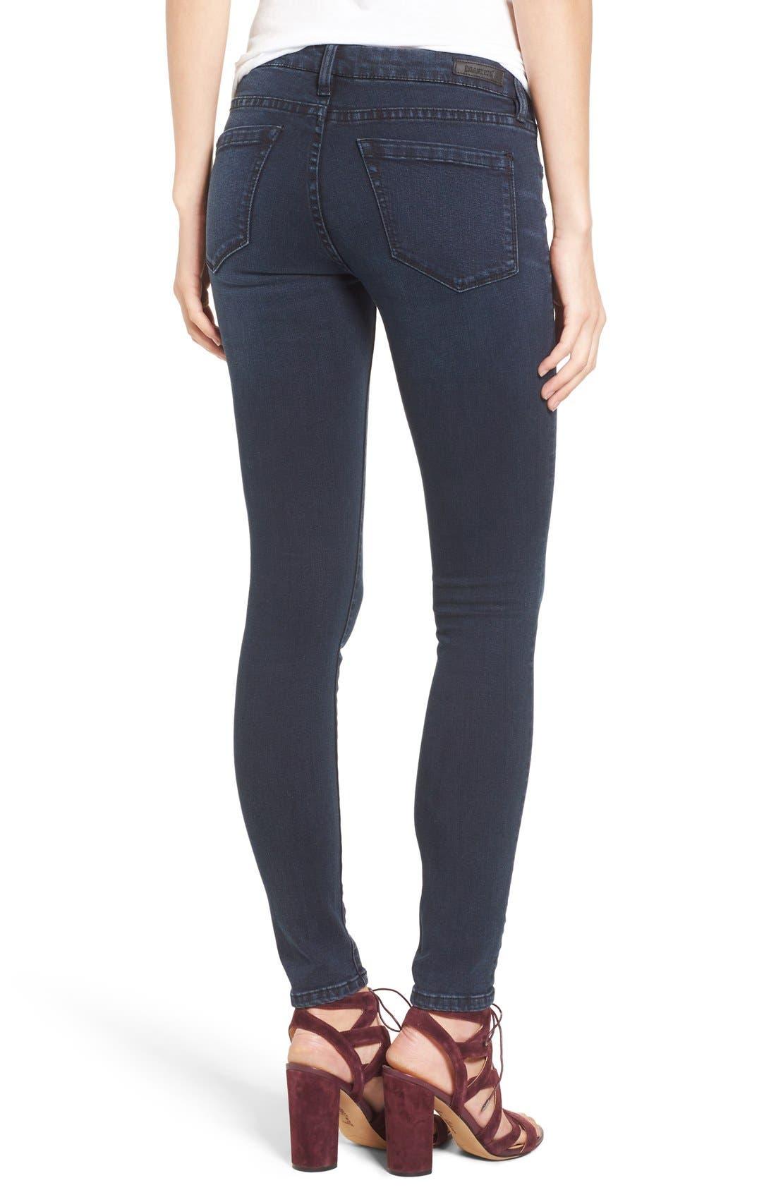 BLANKNYC, Skinny Jeans, Alternate thumbnail 4, color, 400