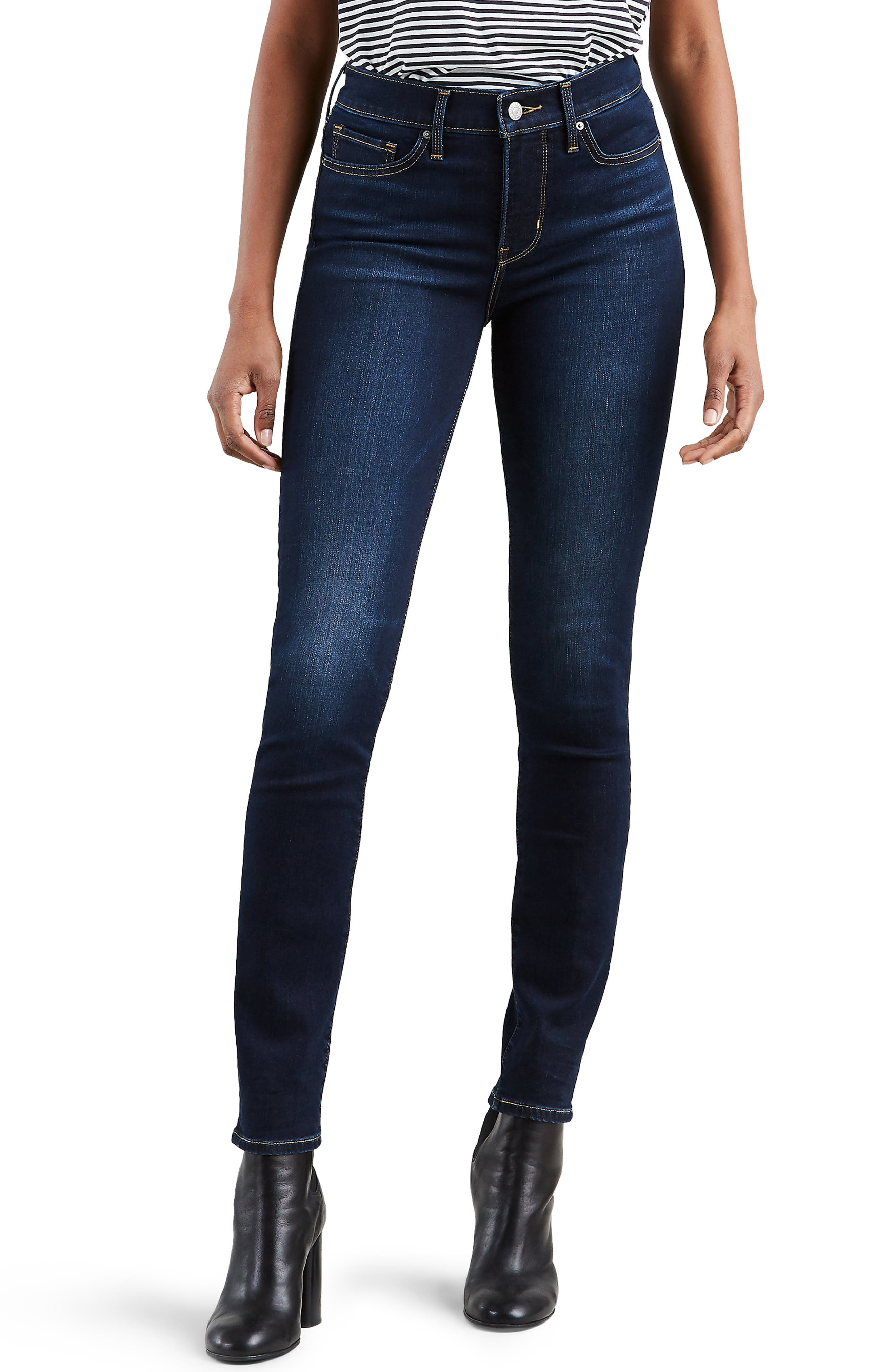 LEVI'S<SUP>®</SUP> 311<sup>™</sup> Shaping Skinny Jeans, Main, color, ARCADE NIGHT