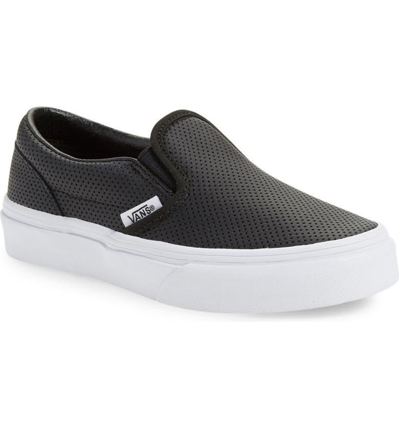 79427c71e5 Vans  Classic  Slip-On Sneaker (Baby