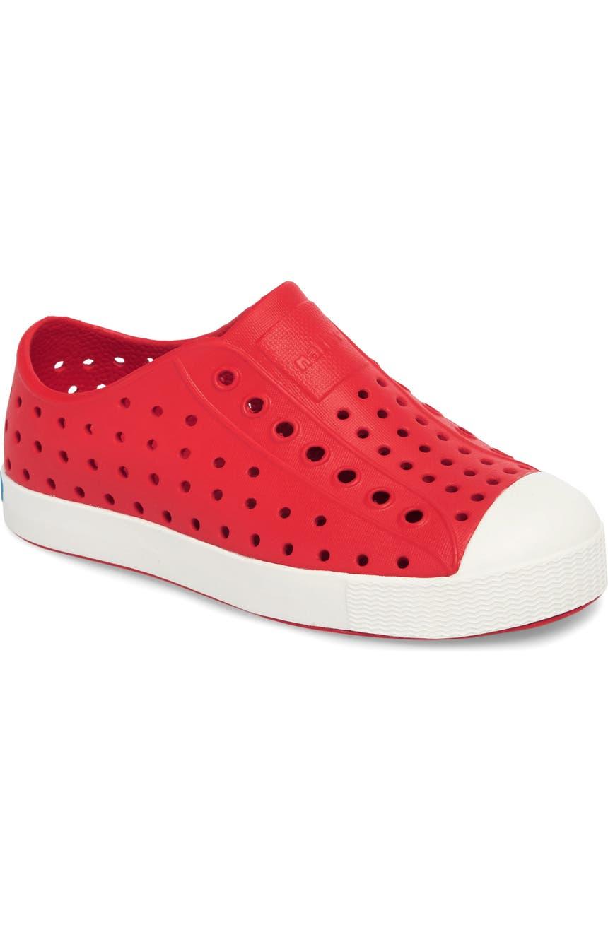 bf03301dd9d6 Native Shoes Jefferson Water Friendly Slip-On Vegan Sneaker (Baby ...