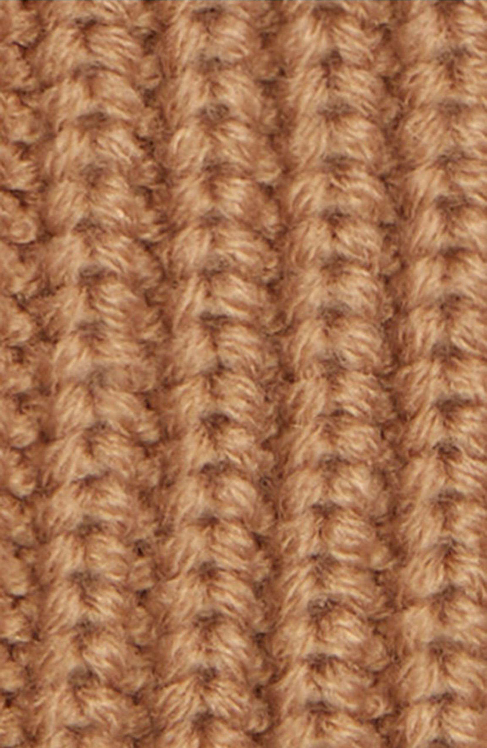 2c337a69f90 ALLSAINTS Half Cardigan Stitch Beanie
