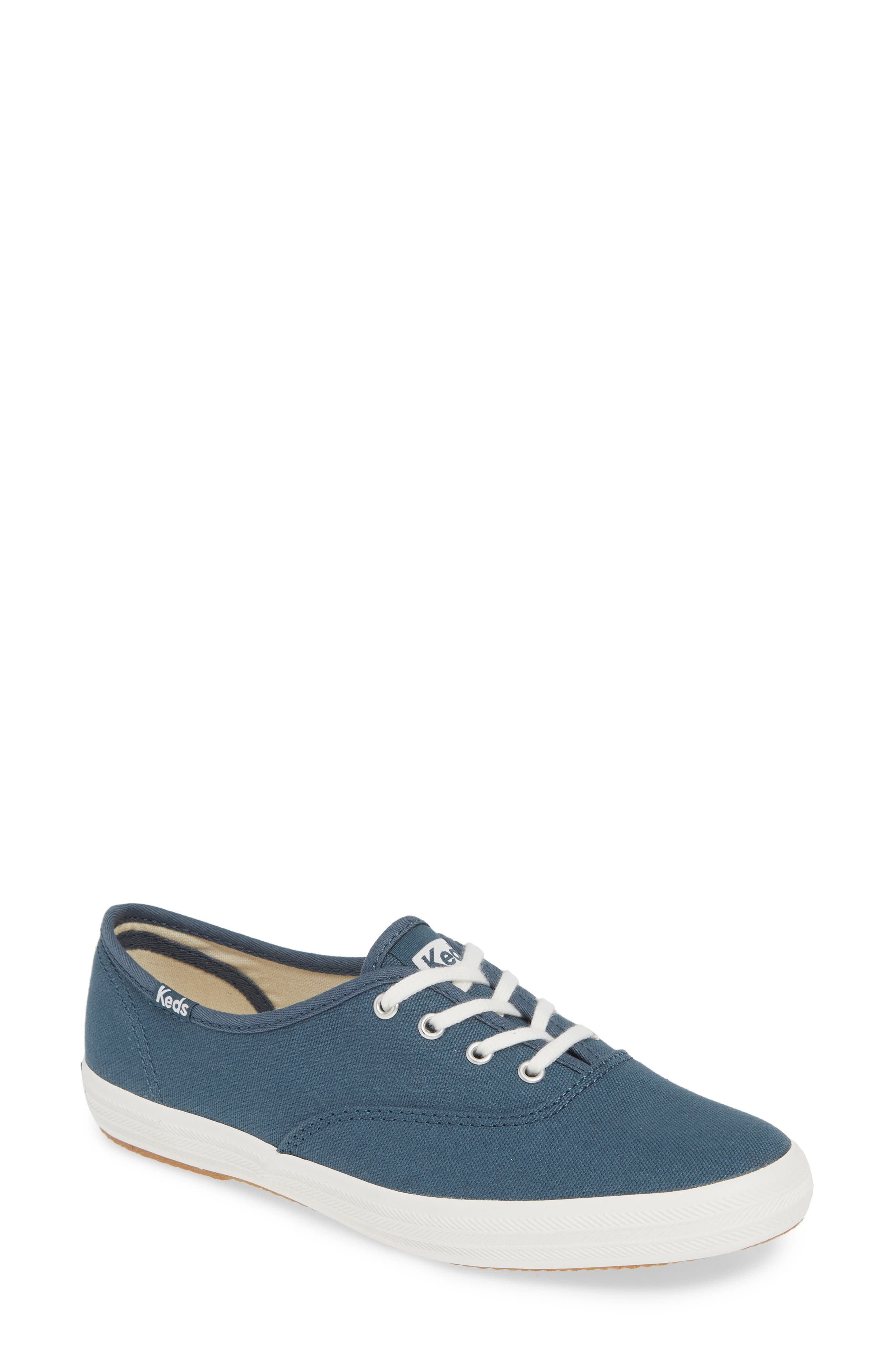 127f606dc89f2 Keds Champion Solid Sneaker- Blue