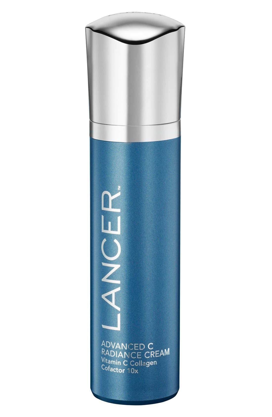 LANCER SKINCARE, Advanced C Radiance Cream, Main thumbnail 1, color, NO COLOR