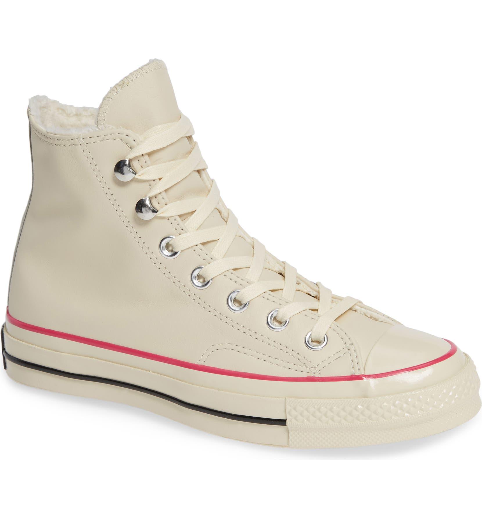 583ab437d3b6 Converse Chuck Taylor® All Star® CT 70 Street Warmer High Top Sneaker (Women)