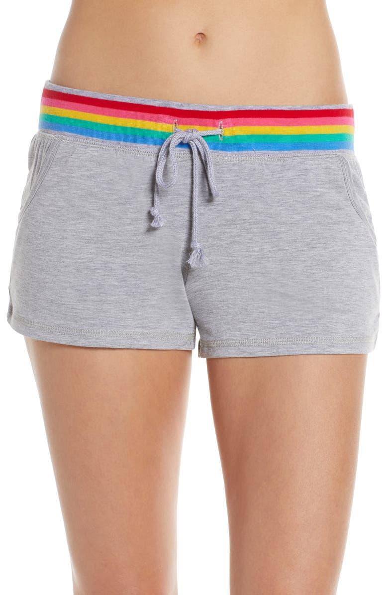 Pj Salvage Shorts RAINBOW LOUNGE SHORTS