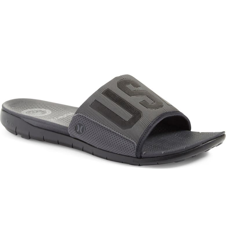cd30675ce8a1 Hurley  Phantom Free USA  Slide Sandal (Men)