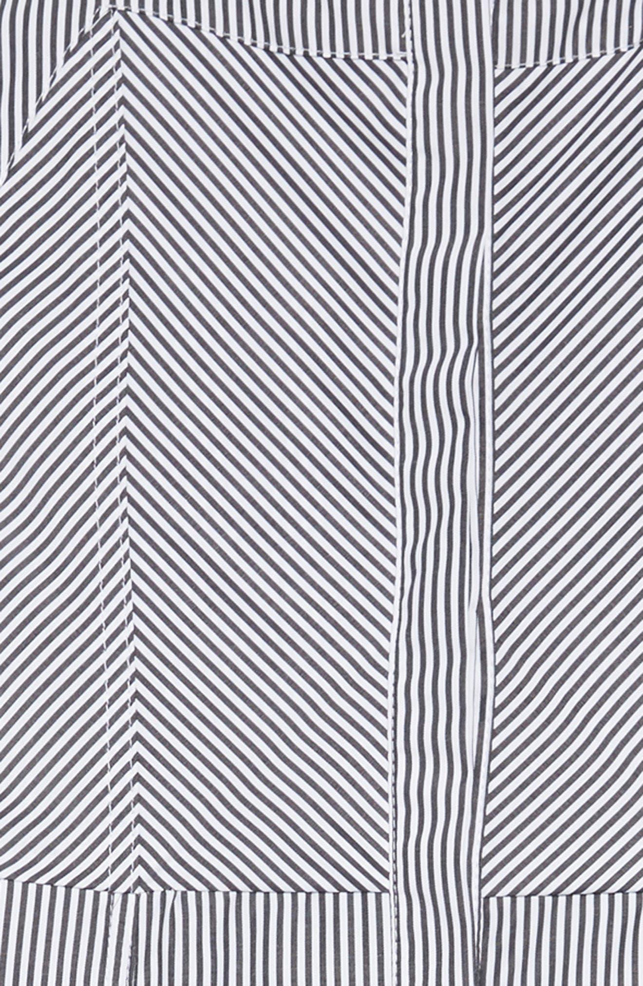 HABITUAL, Whitney Stripe Jumpsuit, Alternate thumbnail 2, color, 020