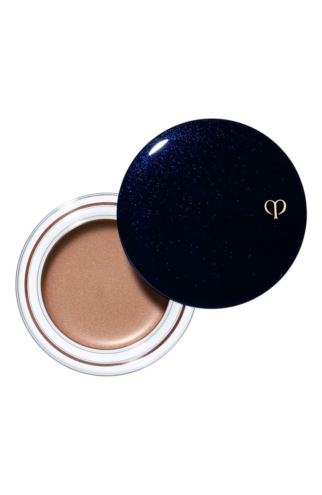 CLÉ DE PEAU BEAUTÉ, Cream Color Eyeshadow, Main thumbnail 1, color, 304 PONY