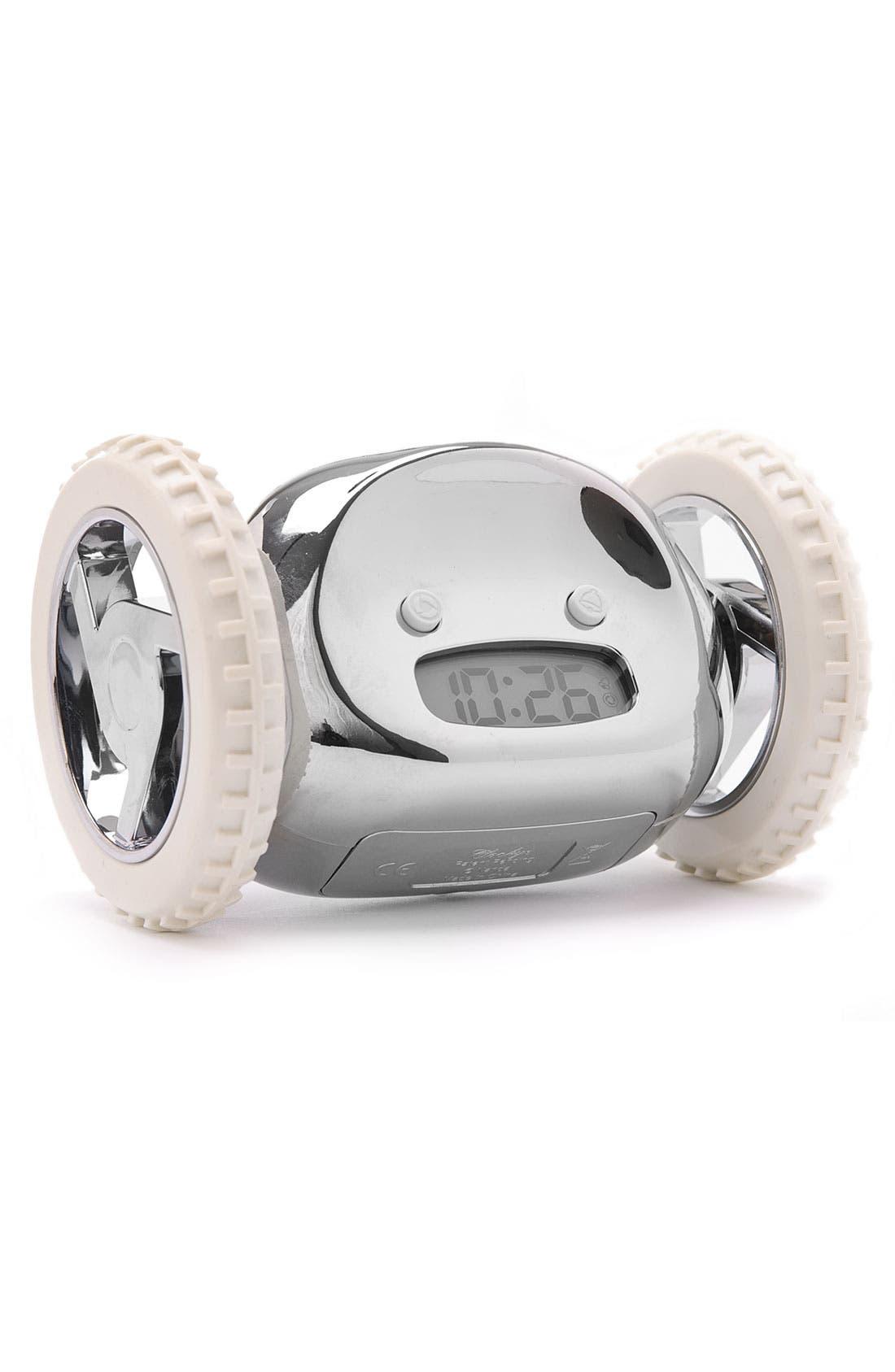 NANDA HOME 'Clocky' Alarm Clock, Main, color, 040