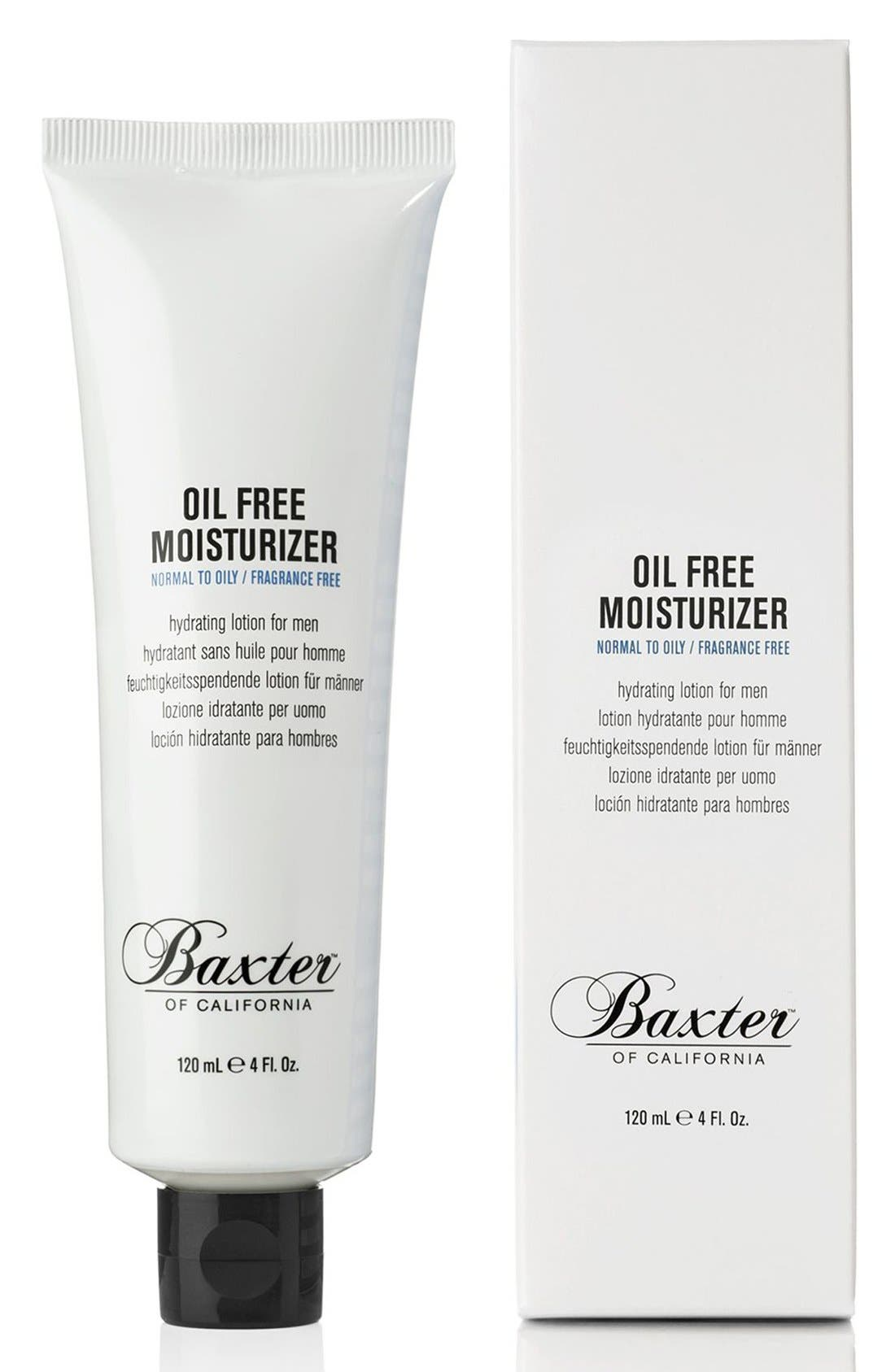 BAXTER OF CALIFORNIA, Oil Free Moisturizer, Alternate thumbnail 2, color, NO COLOR
