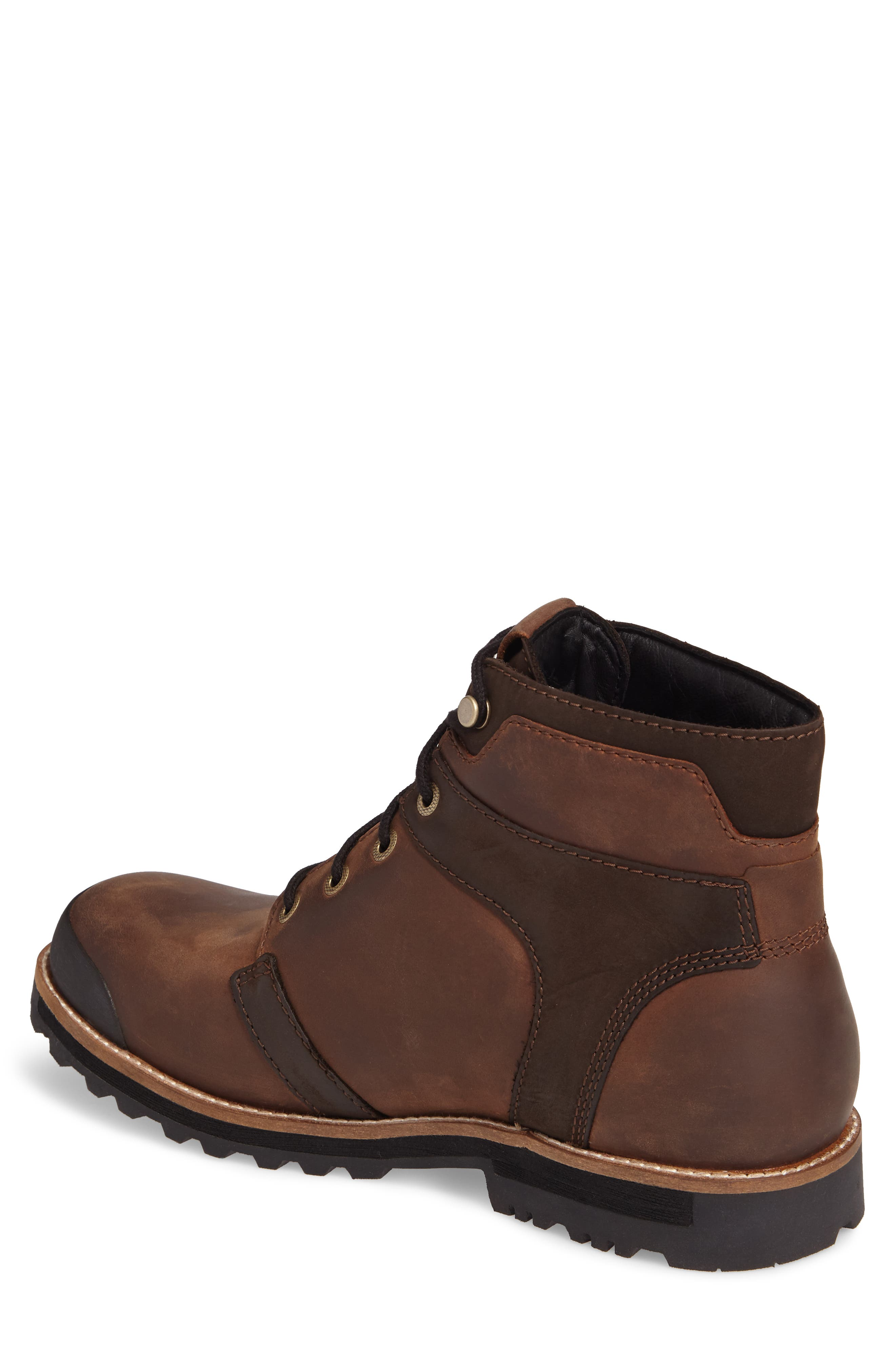 KEEN, The Rocker Waterproof Plain Toe Boot, Alternate thumbnail 2, color, BIG BEN/ EIFFEL