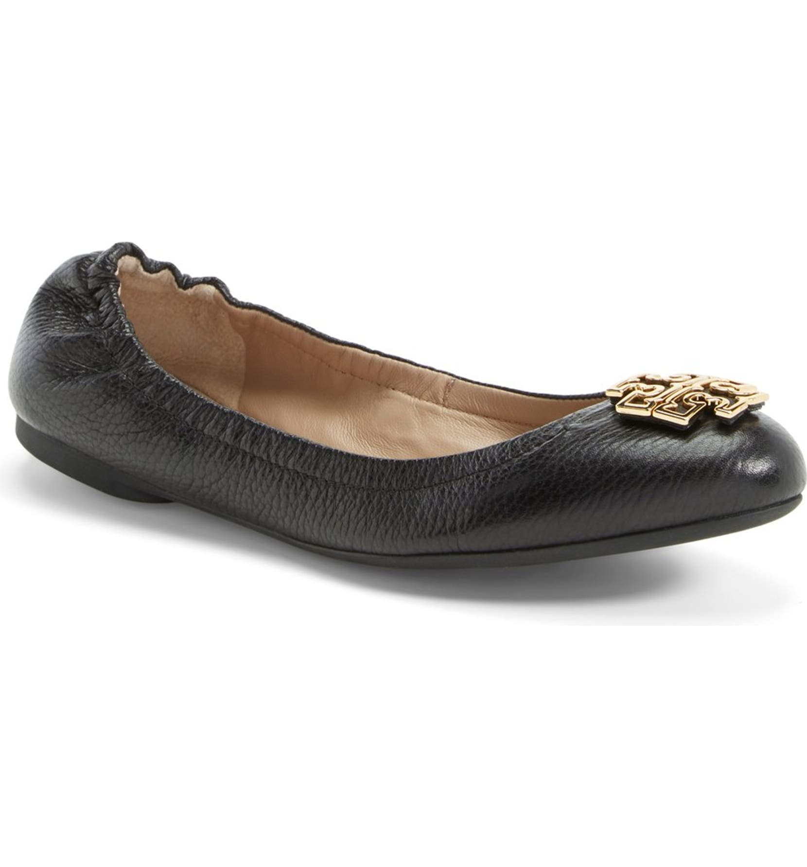 26a3932bf4ab Tory Burch  Melinda  Ballet Flat (Women) (Nordstrom Exclusive ...