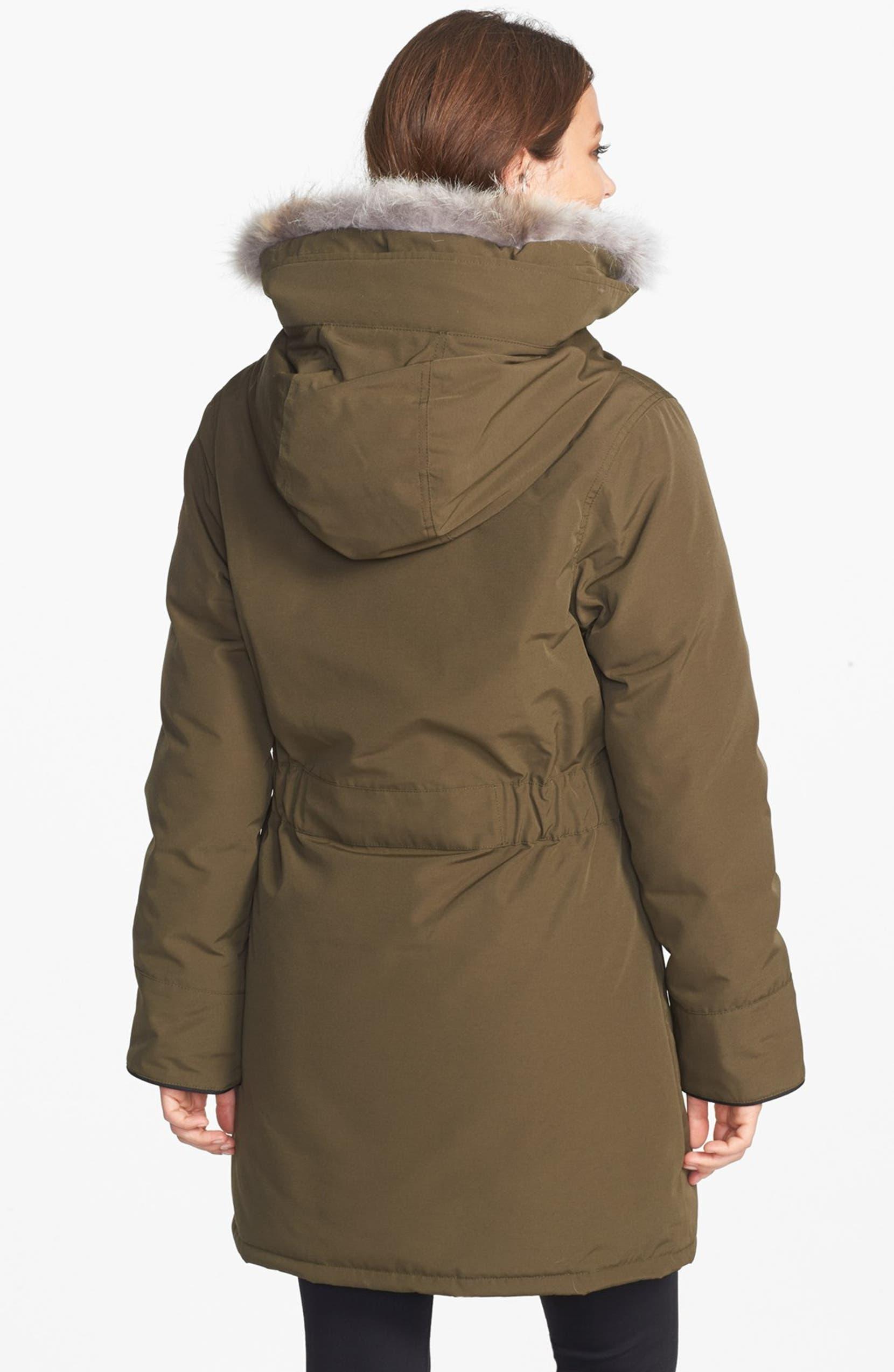 canada goose trillium parka women's style# 6550l