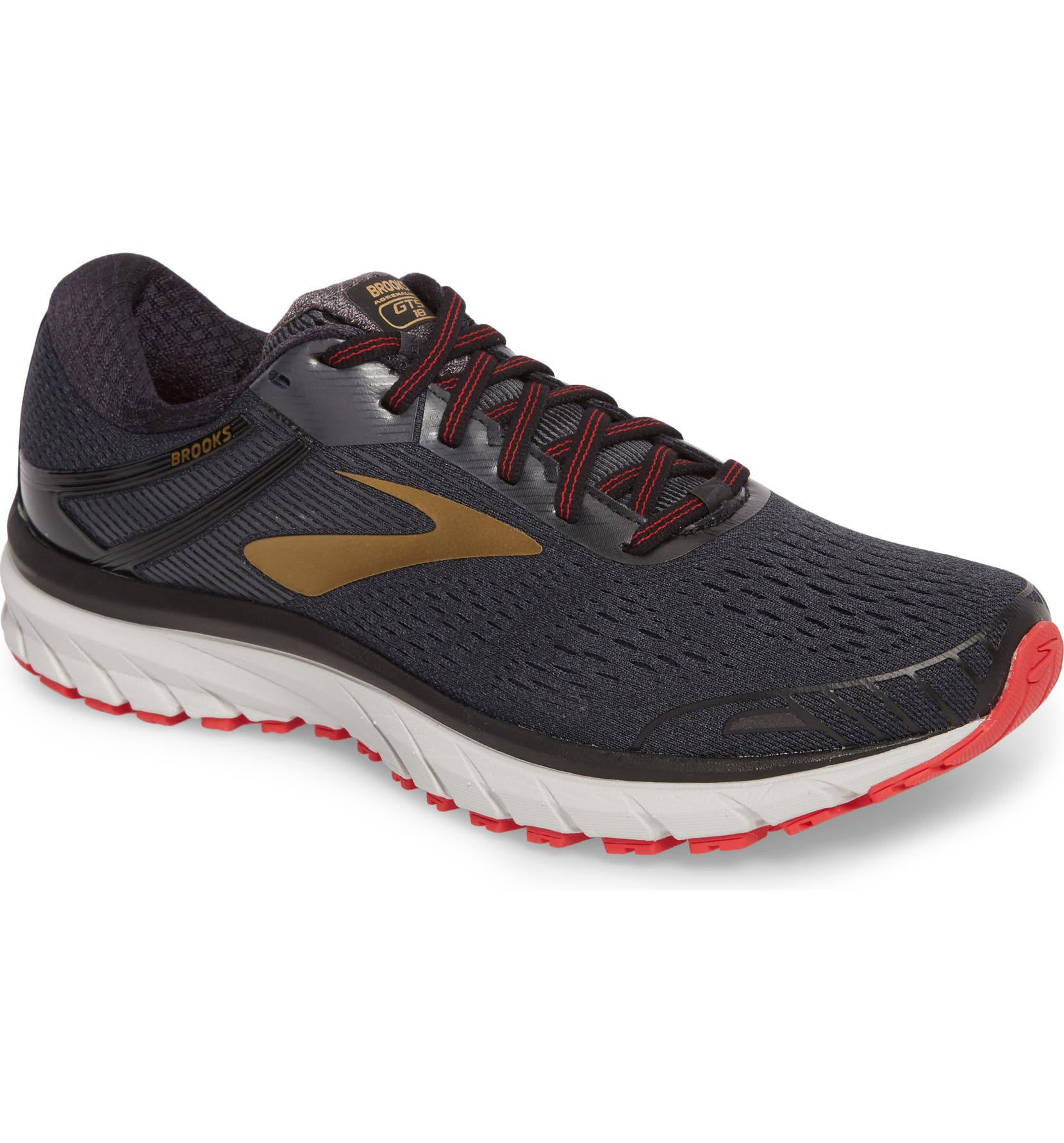 da81ba0d0b8 Brooks Adrenaline GTS 18 Running Shoe (Men)