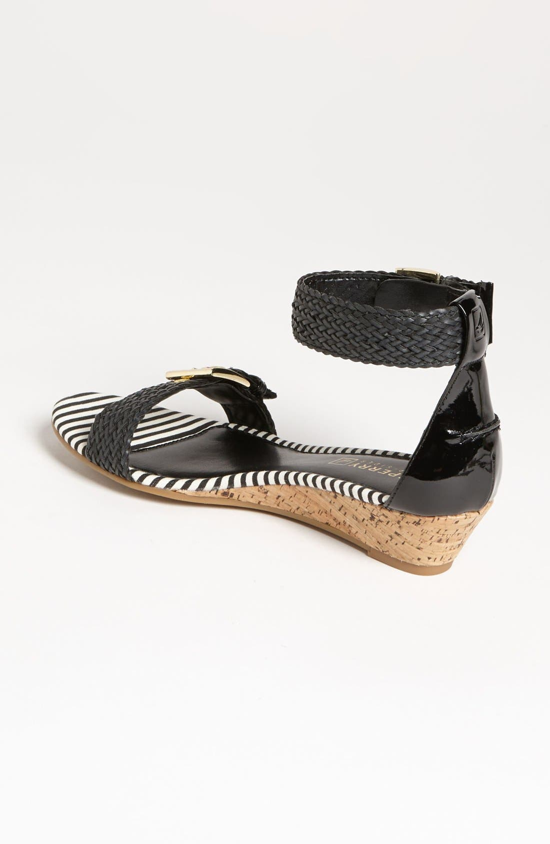 SPERRY, Top-Sider<sup>®</sup> 'Lynbrook' Sandal, Alternate thumbnail 2, color, 001