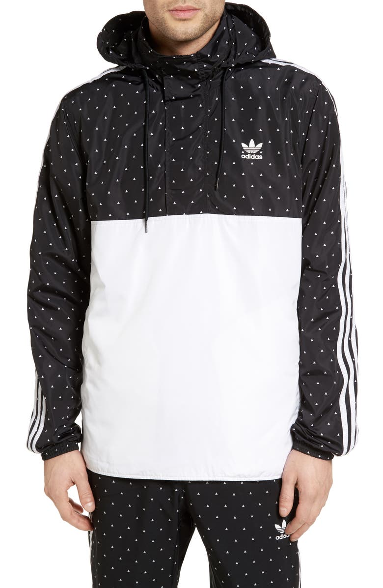 ea91785e6d87c adidas Originals by Pharrell Williams Hu Windbreaker
