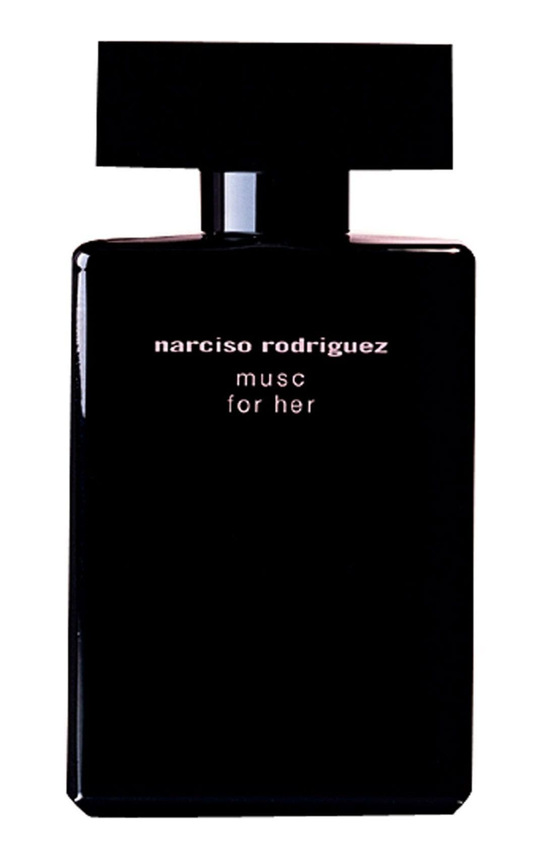 NARCISO RODRIGUEZ 'For Her' Musc Oil Extract, Main, color, 000