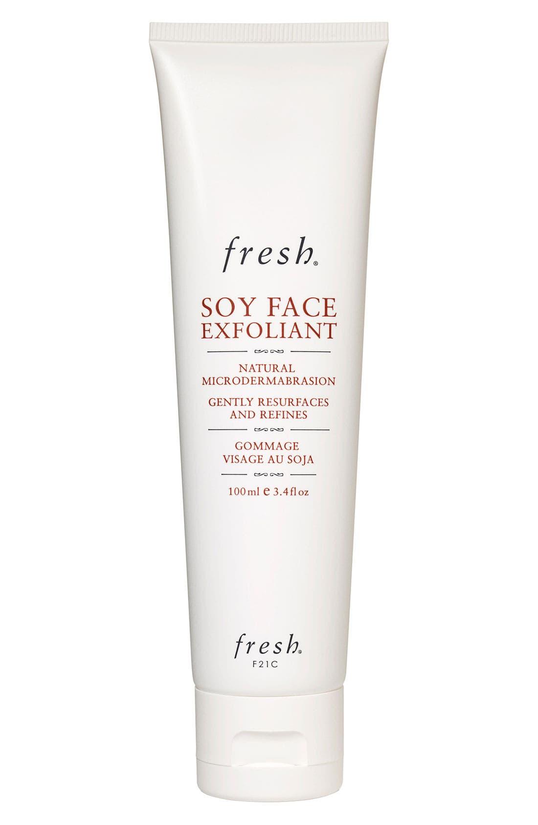 FRESH<SUP>®</SUP> Soy Face Exfoliant, Main, color, NO COLOR