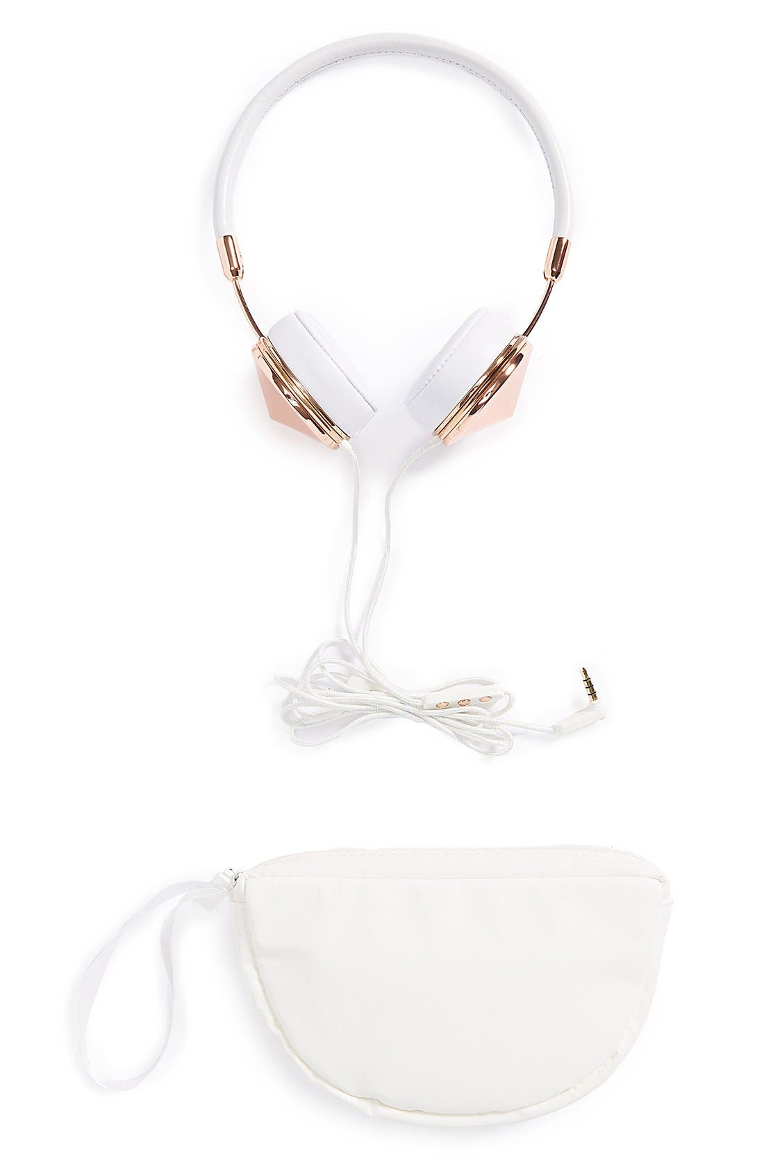 FRENDS, with Benefits 'Layla' Headphones, Alternate thumbnail 2, color, 220