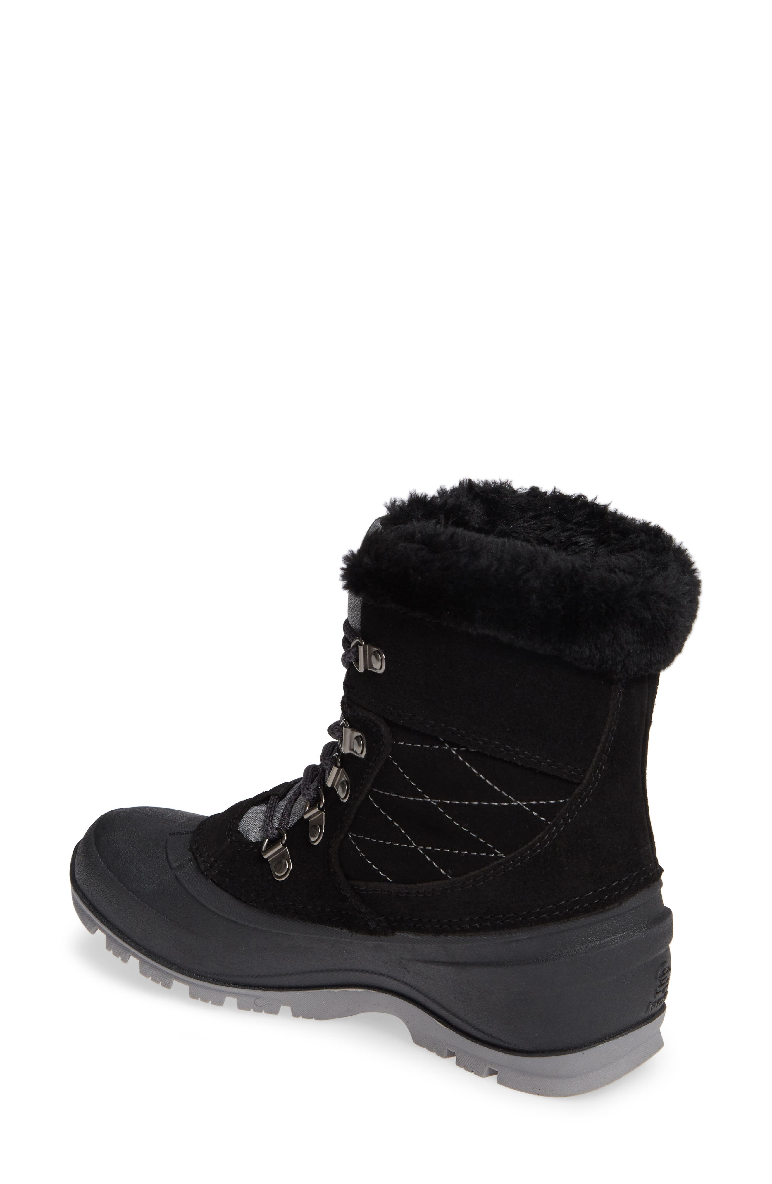 KAMIK, Snovalley1 Waterproof Thinsulate<sup>®</sup> Insulated Snow Boot, Alternate thumbnail 2, color, 001