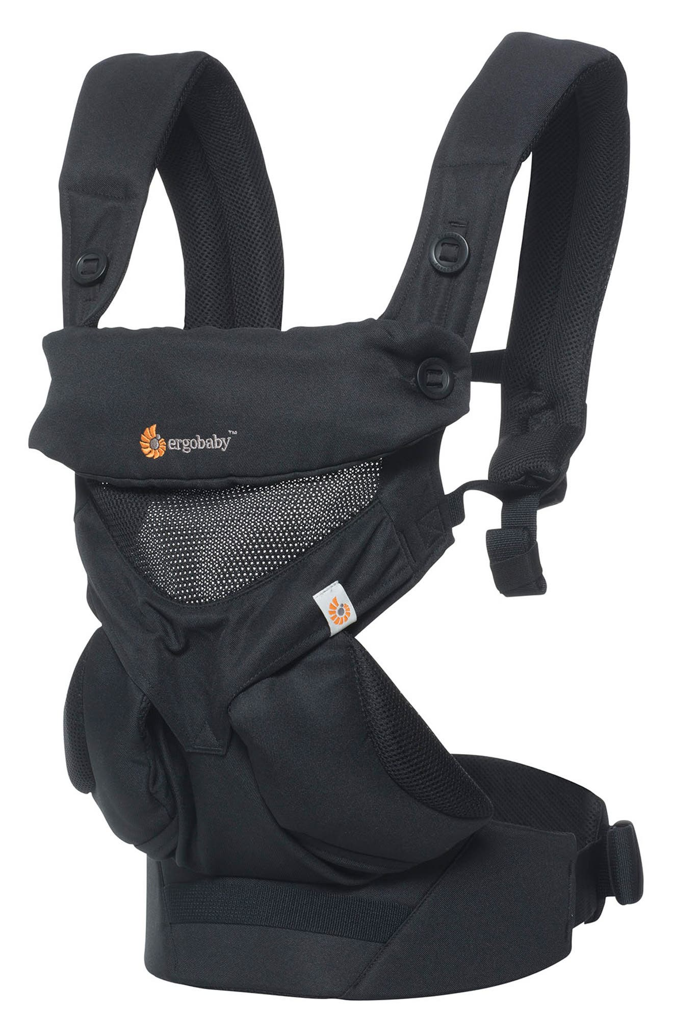 Infant Ergobaby Four Position 360  Cool Air Baby Carrier Size One Size  Black