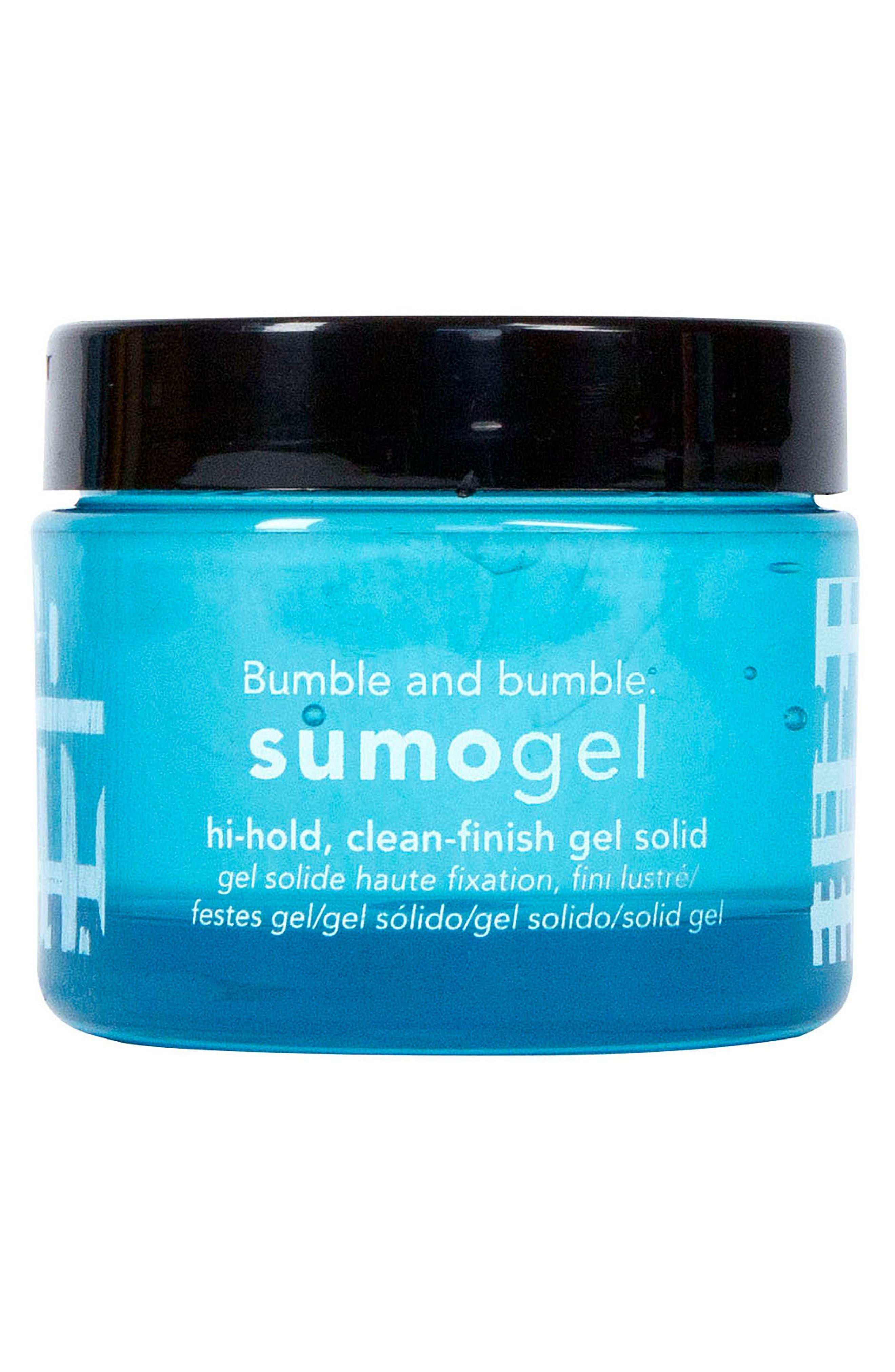BUMBLE AND BUMBLE. Bumble and bumble Sumo Gel, Main, color, NO COLOR