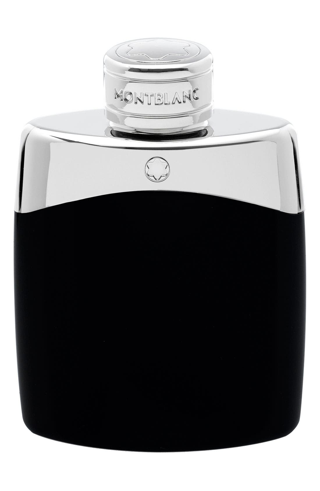 MONTBLANC Legend Eau de Toilette, Main, color, NO COLOR