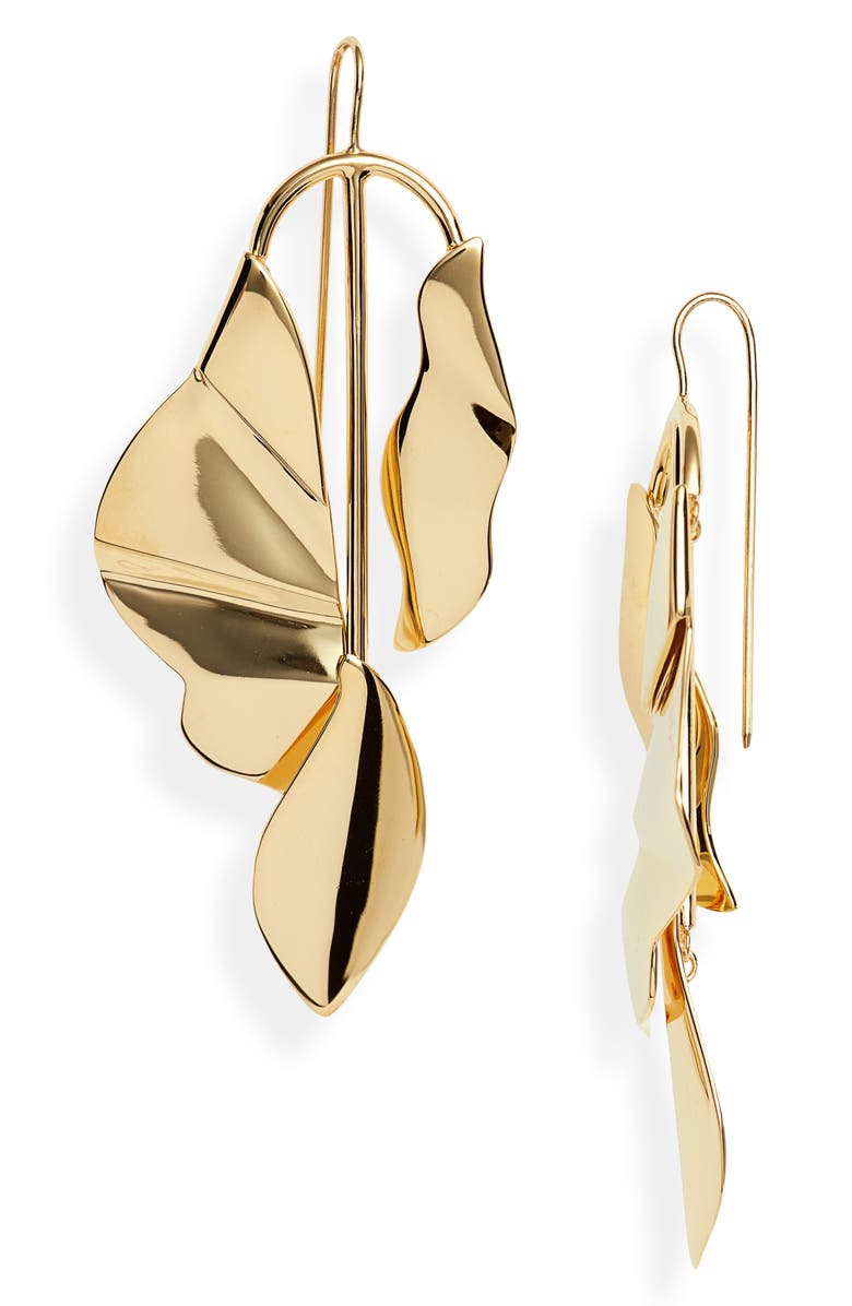 Lizzie Fortunato Accessories GOLDEN COAST EARRINGS