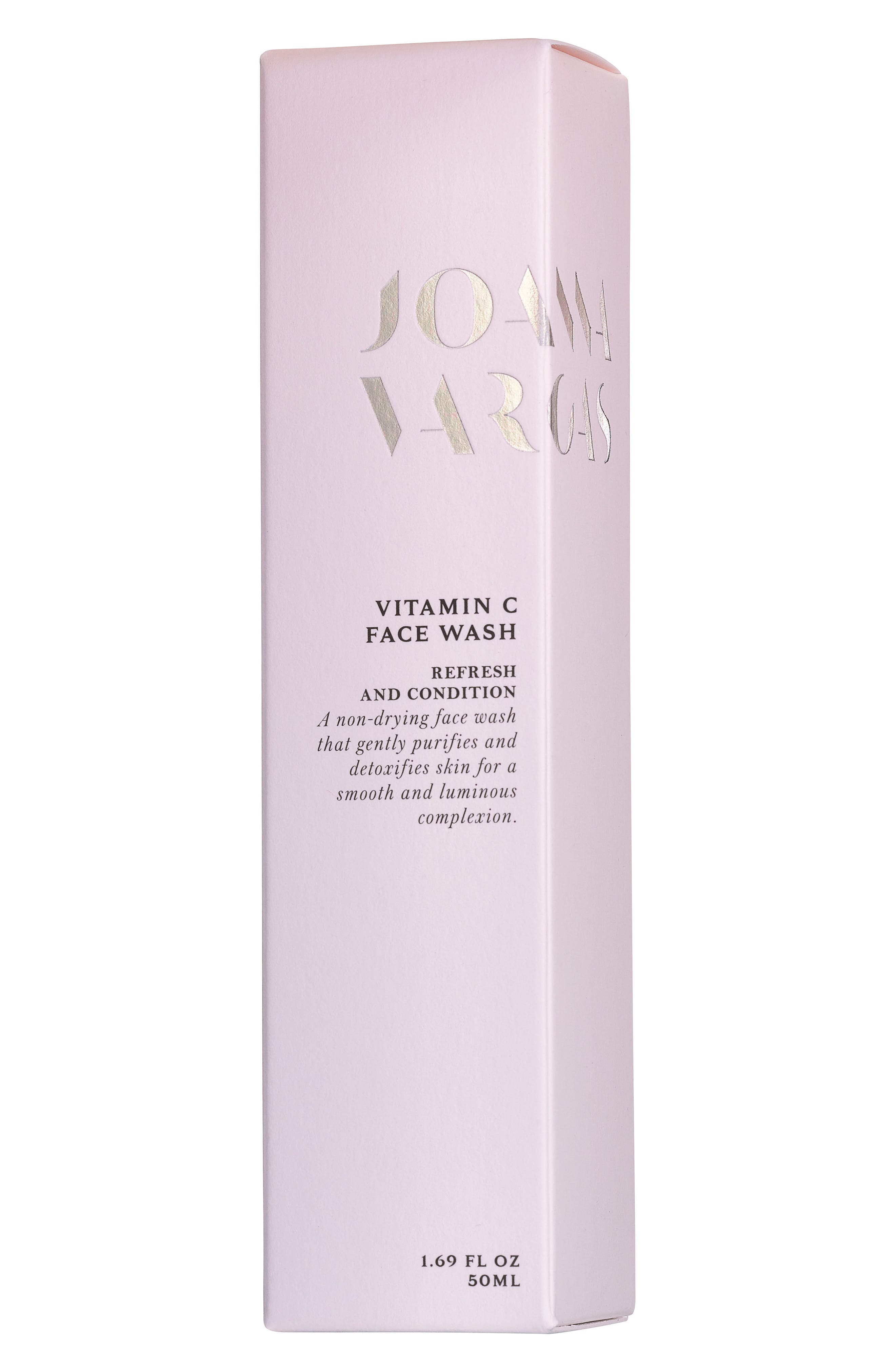JOANNA VARGAS, Vitamin C Face Wash, Alternate thumbnail 2, color, NO COLOR