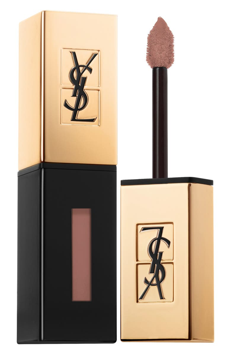 Saint Laurent Lips GLOSSY STAIN LIP COLOR - 55