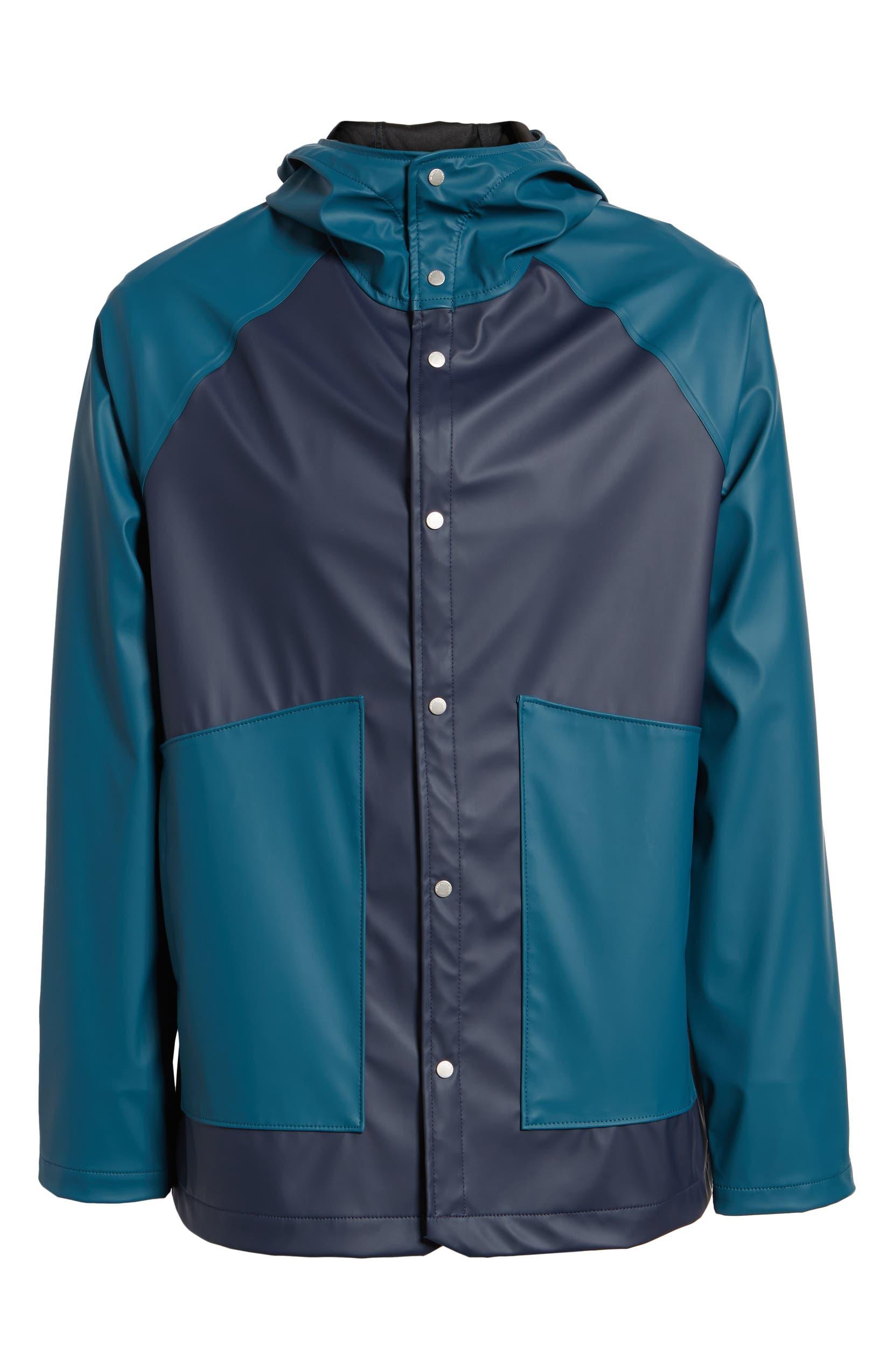 b0c57f95839 Herschel Supply Co. Classic Hooded Rain Jacket