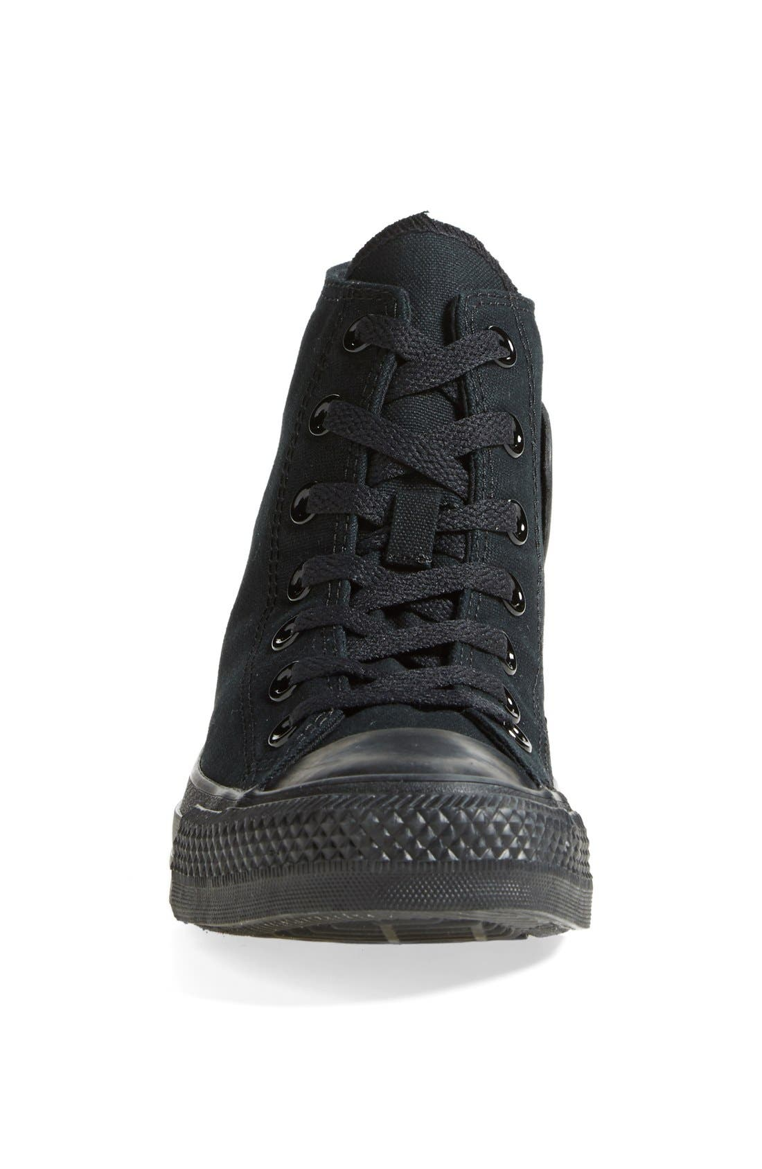 CONVERSE, Chuck Taylor<sup>®</sup> All Star<sup>®</sup> High Top Sneaker, Alternate thumbnail 4, color, 006