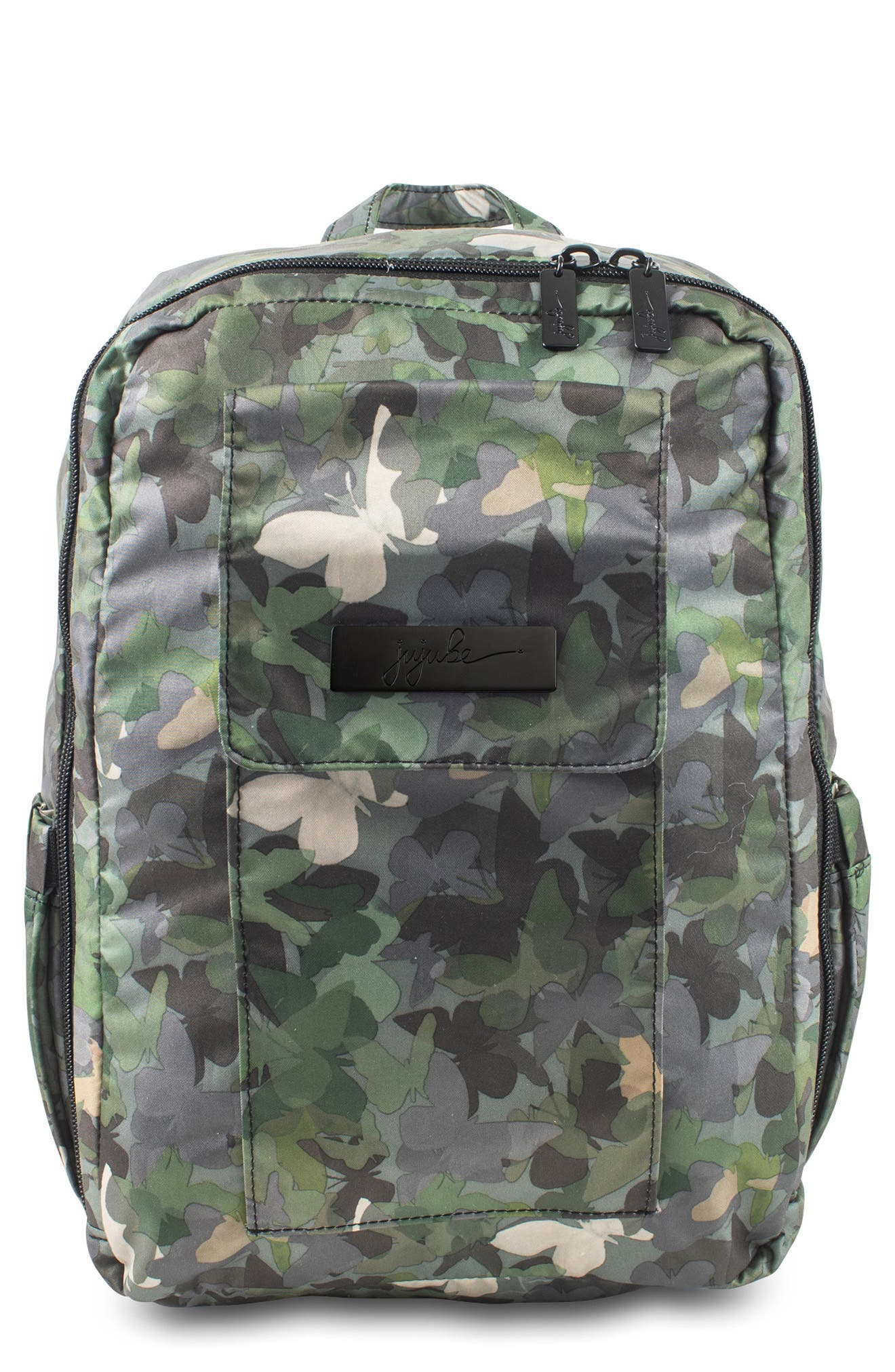 JU-JU-BE 'Mini Be - Onyx Collection' Backpack, Main, color, BUTTERFLY FOREST