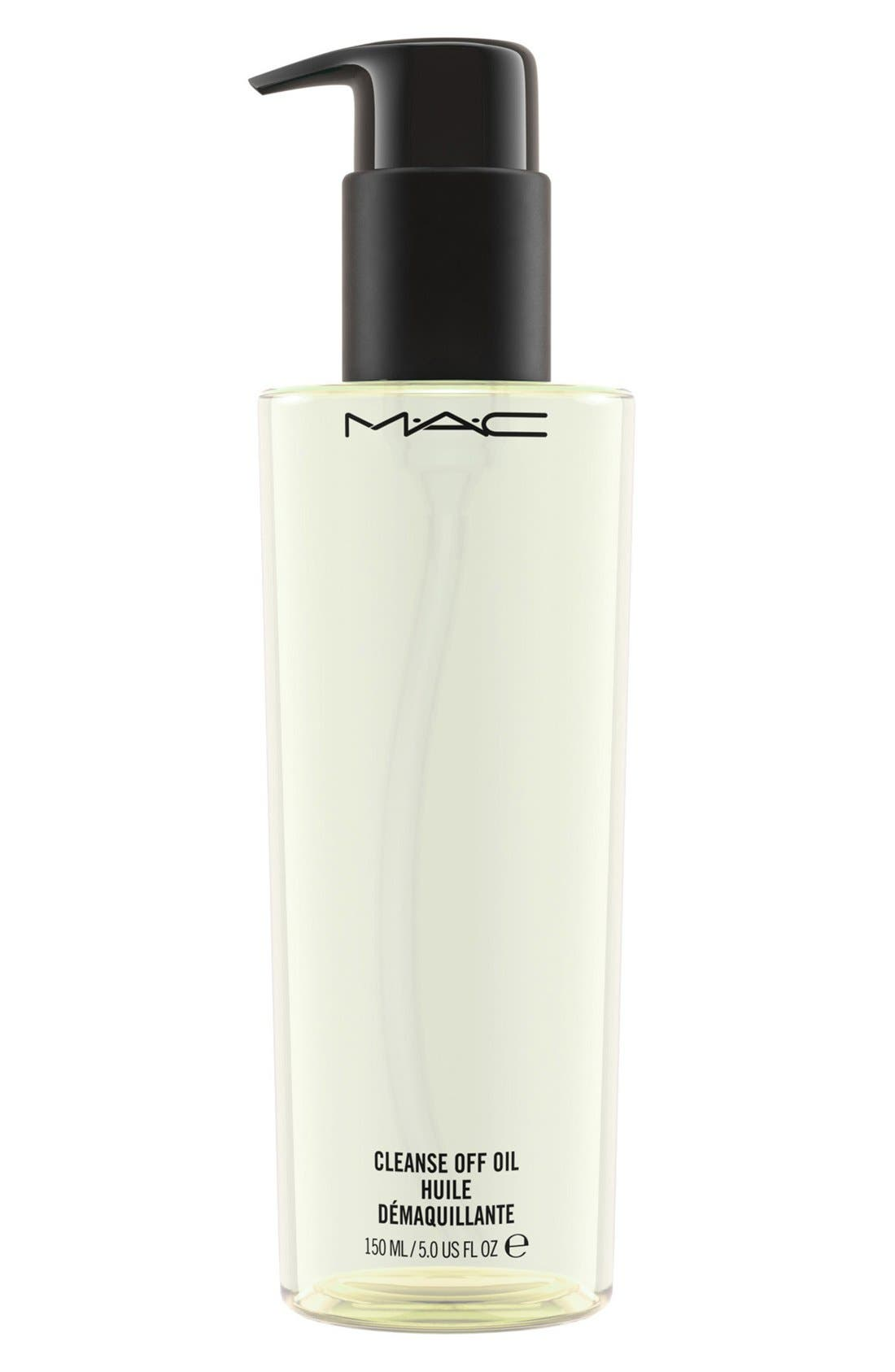 MAC COSMETICS, MAC Cleanse Off Oil, Main thumbnail 1, color, NO COLOR