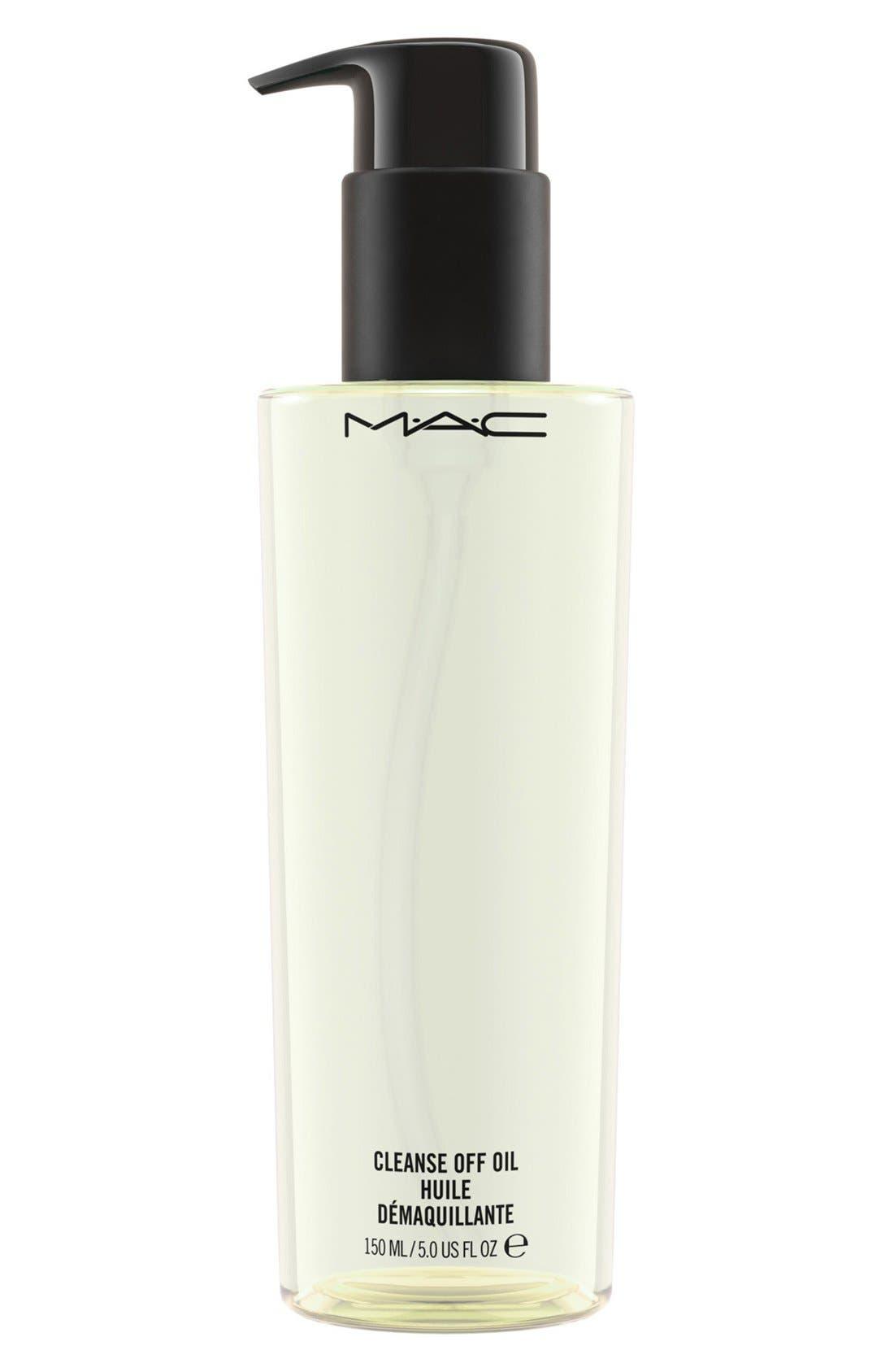 MAC COSMETICS MAC Cleanse Off Oil, Main, color, NO COLOR