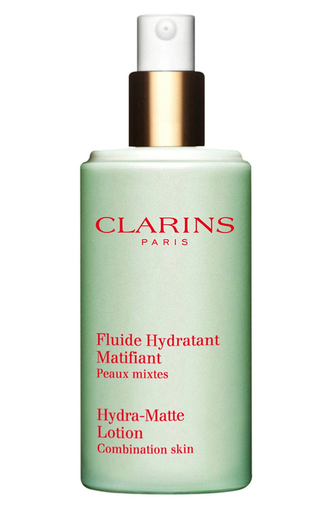 CLARINS, Hydra-Matte Lotion, Alternate thumbnail 2, color, NO COLOR