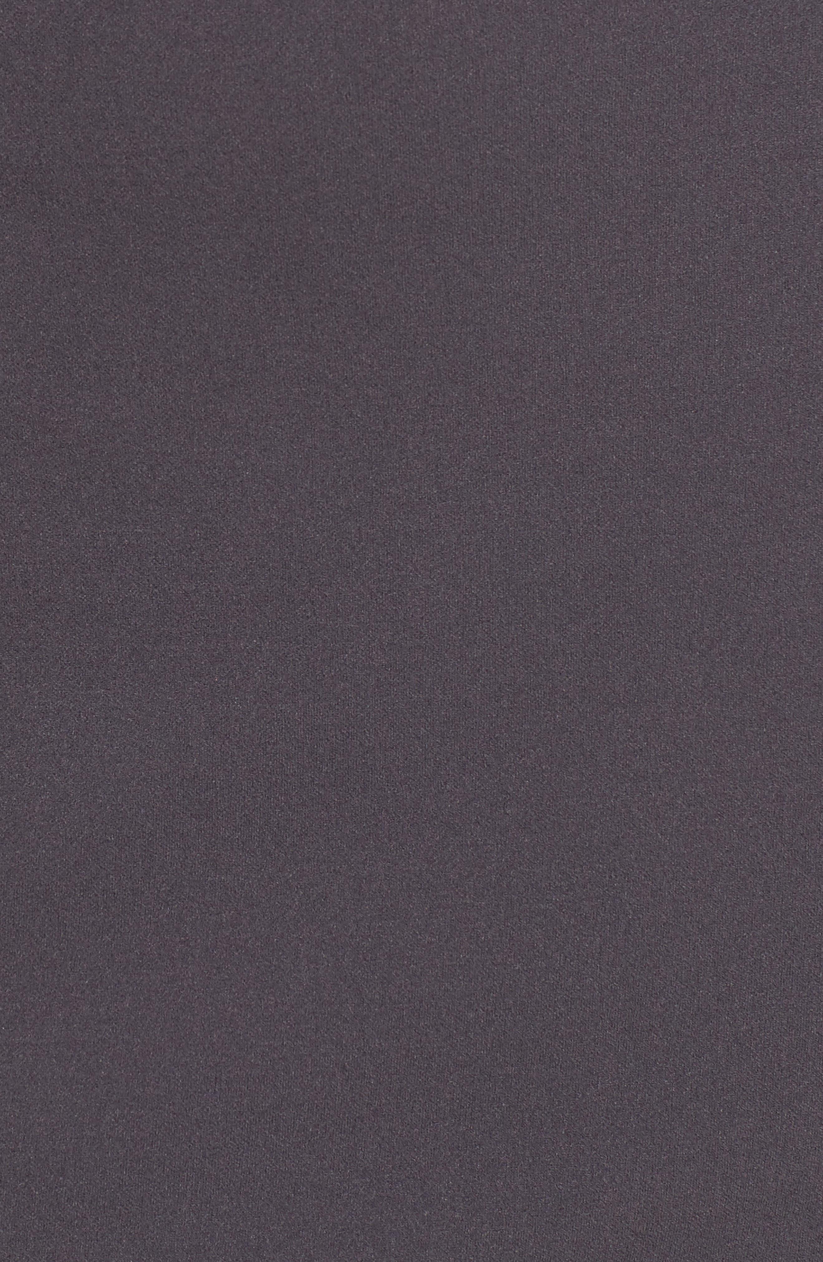 SOPRANO, Crossback Body-Con Dress, Alternate thumbnail 6, color, 020