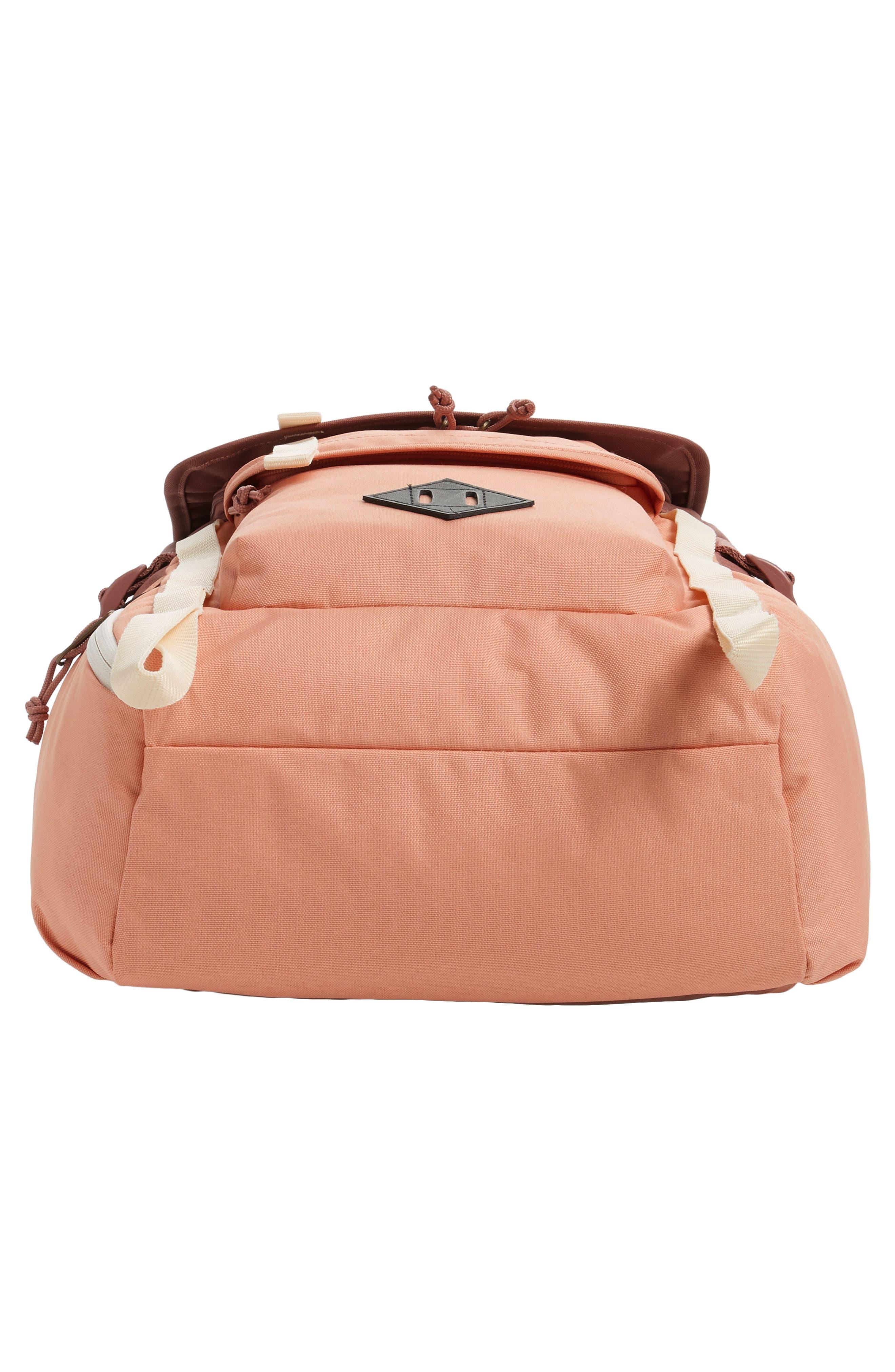 JANSPORT, Hatchet Backpack, Alternate thumbnail 7, color, MOCHA/ CLAY