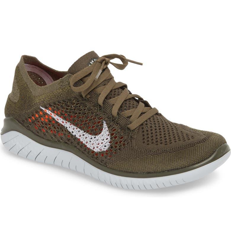 530a9ece6a9 Nike Free RN Flyknit 2018 Running Shoe (Men)
