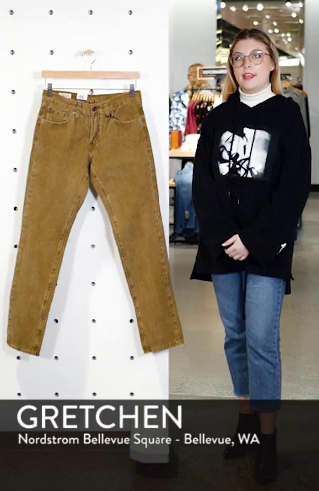 511<sup>™</sup> Slim Fit Corduroy Pants, sales video thumbnail