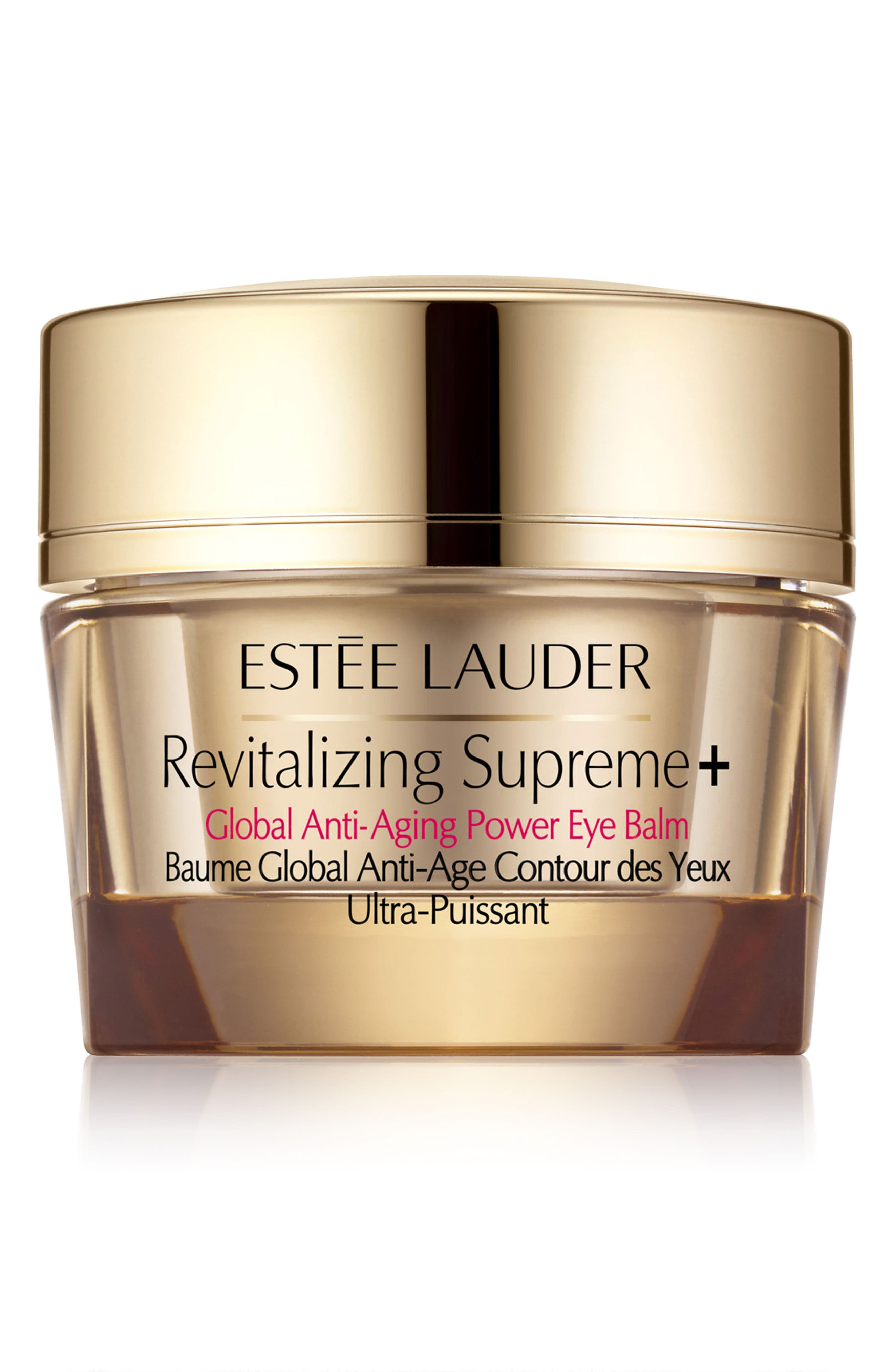 ESTÉE LAUDER Revitalizing Supreme+ Global Anti-Aging Cell Power Eye Balm, Main, color, NO COLOR