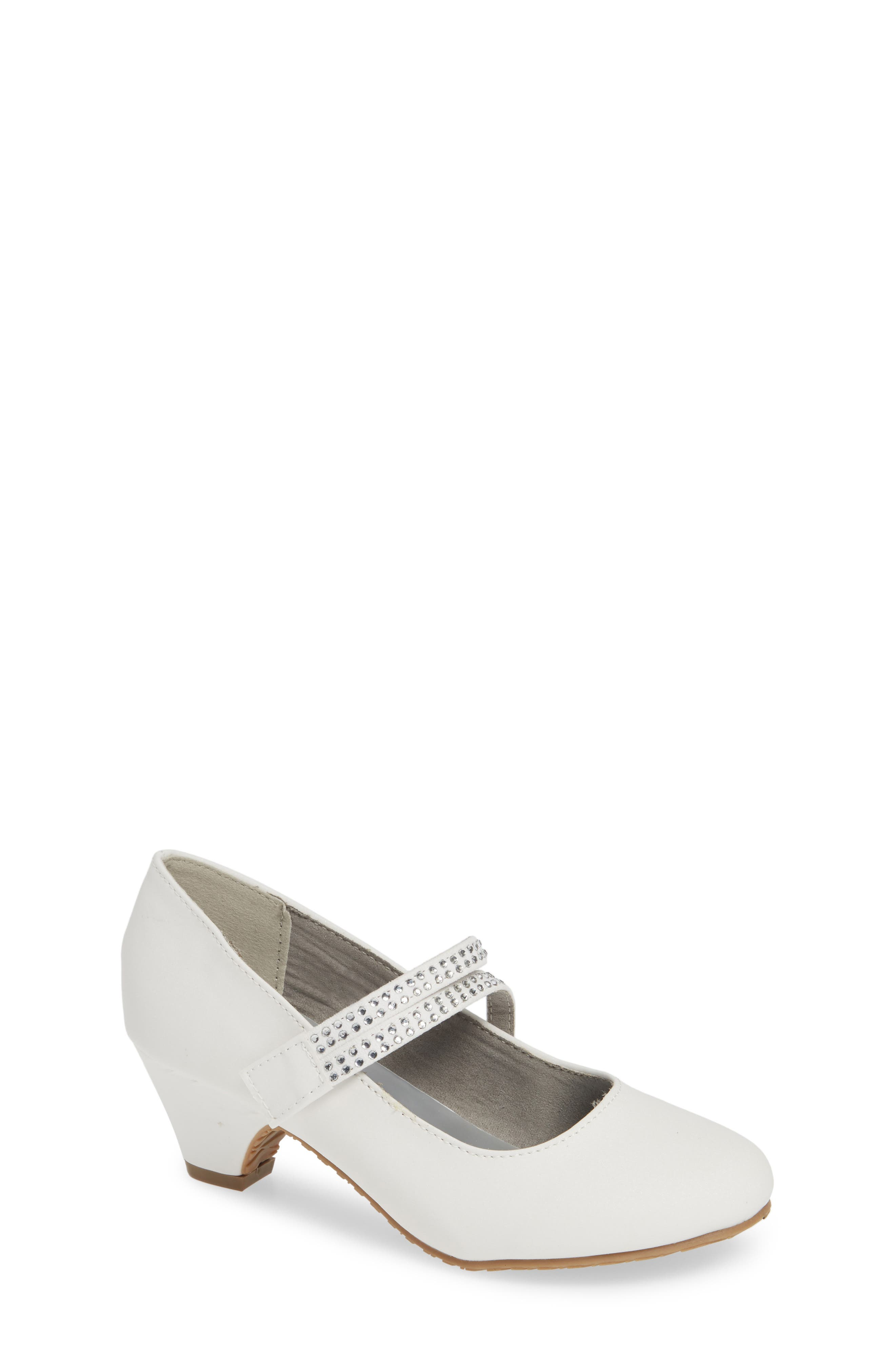 REACTION KENNETH COLE Dorothy Sophia Mary Jane Pump, Main, color, WHITE