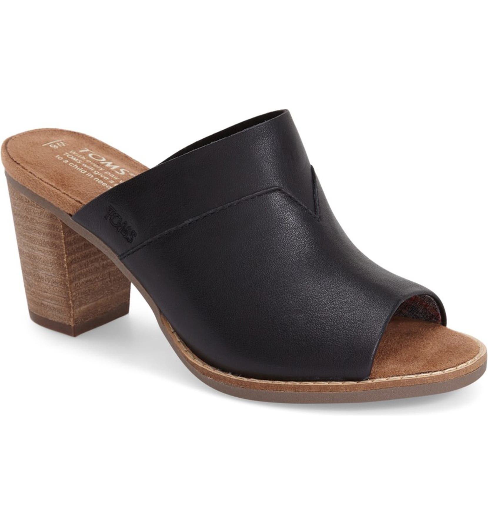 41099b77528 TOMS  Majorca  Mule Sandal (Women)