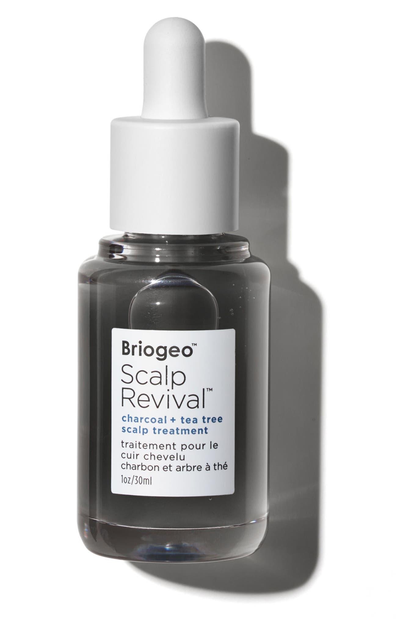 BRIOGEO Scalp Revival Charcoal + Tea Tree Scalp Treatment, Main, color, NO COLOR