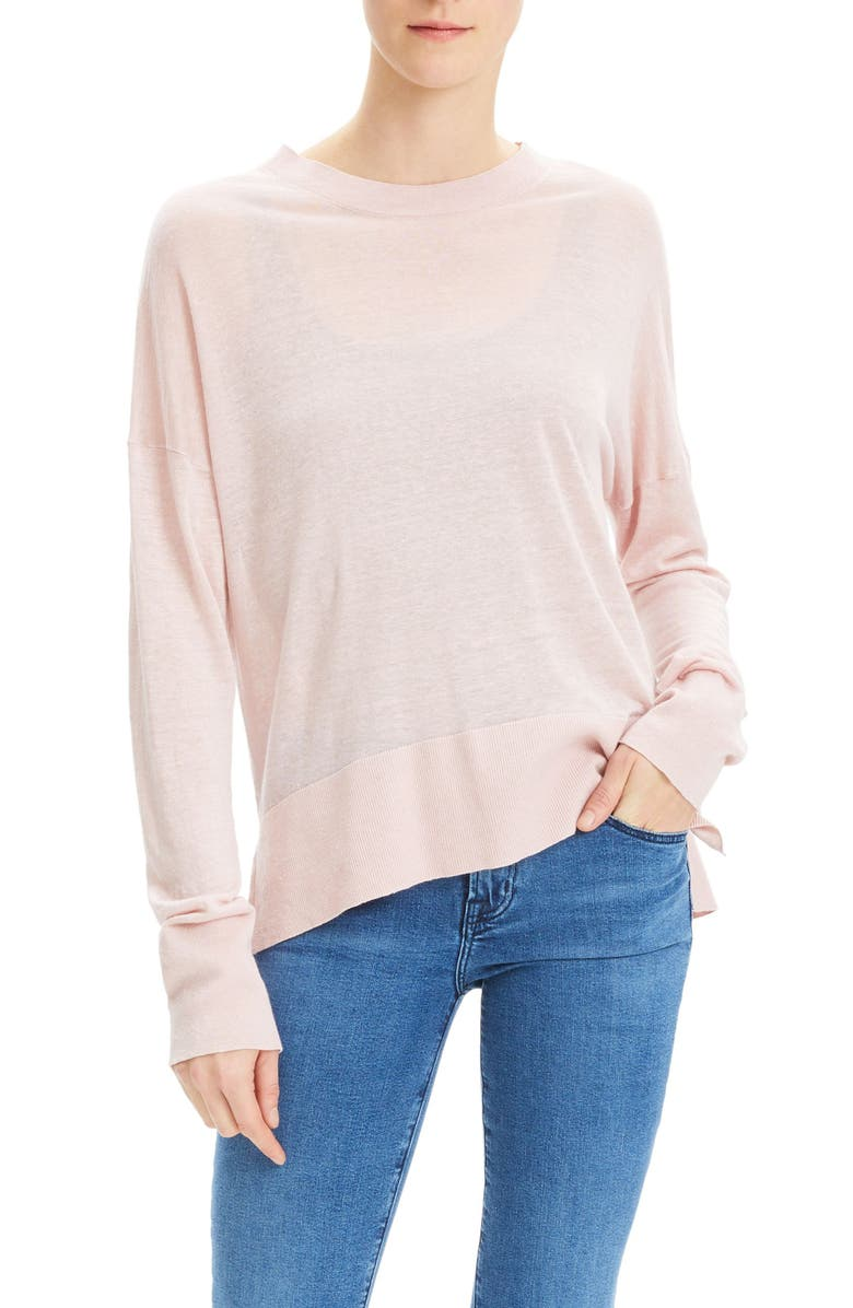 42cf372a5f0 Theory Karenia Sag Harbor Sweater
