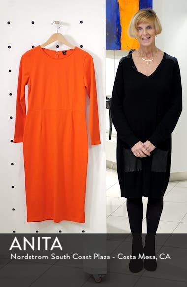 Knit Sheath Dress, sales video thumbnail