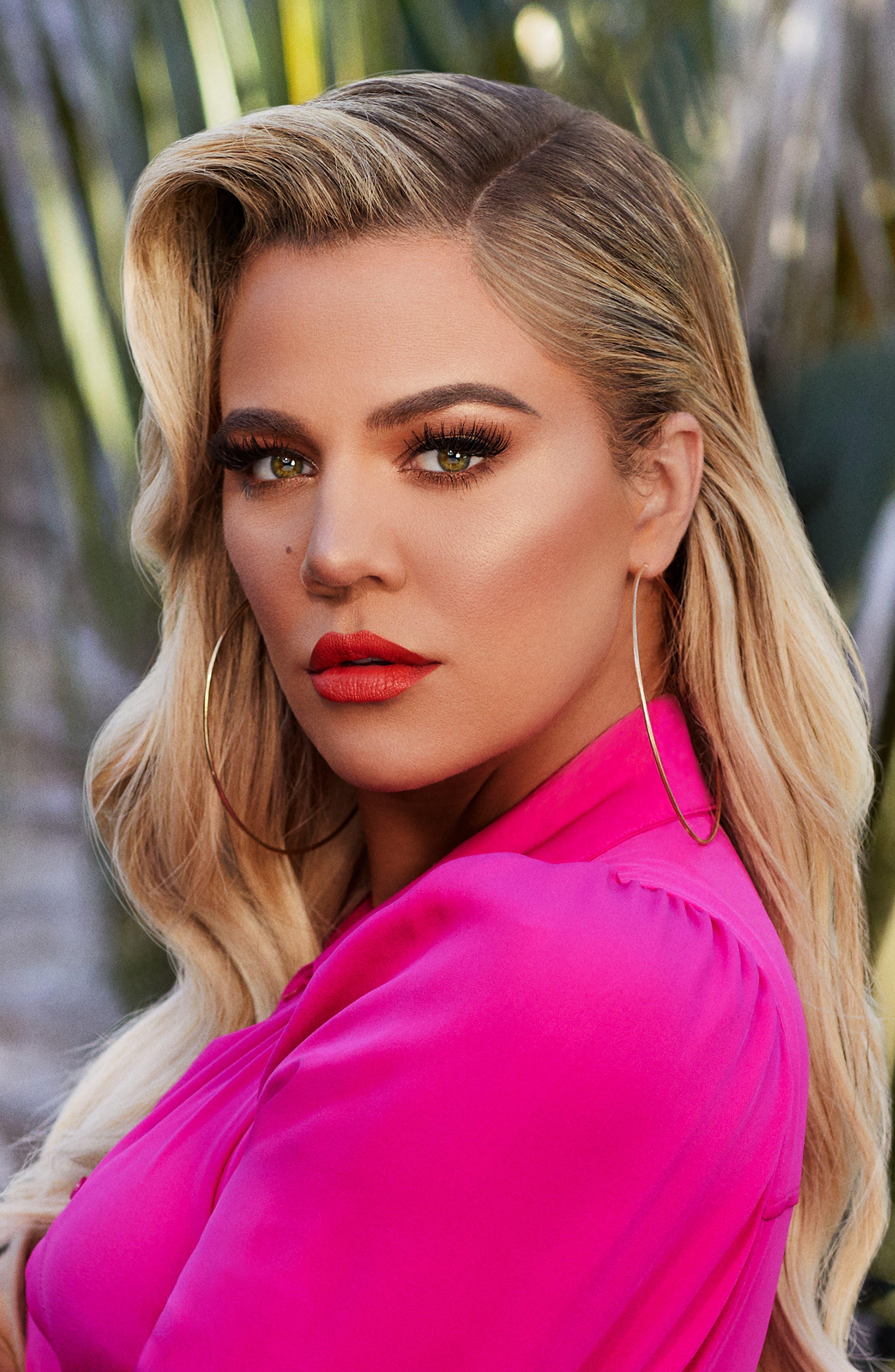 BECCA COSMETICS, BECCA x Khloé Kardashian & Malika Haqq Bronze, Blush & Glow Palette, Alternate thumbnail 6, color, KHLOE