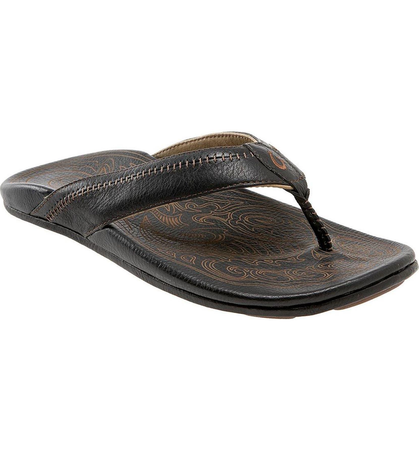 925cd28f9423 OluKai  Hiapo  Flip Flop (Men)