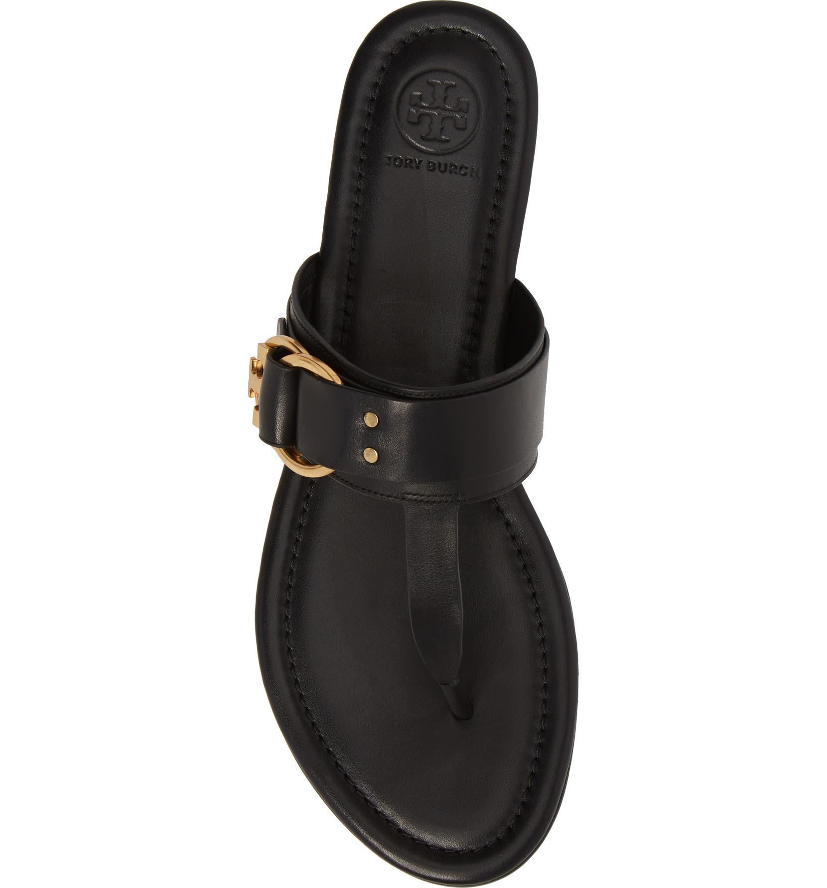 004aa771367 Tory Burch Marsden Flat Thong Sandal (Women)