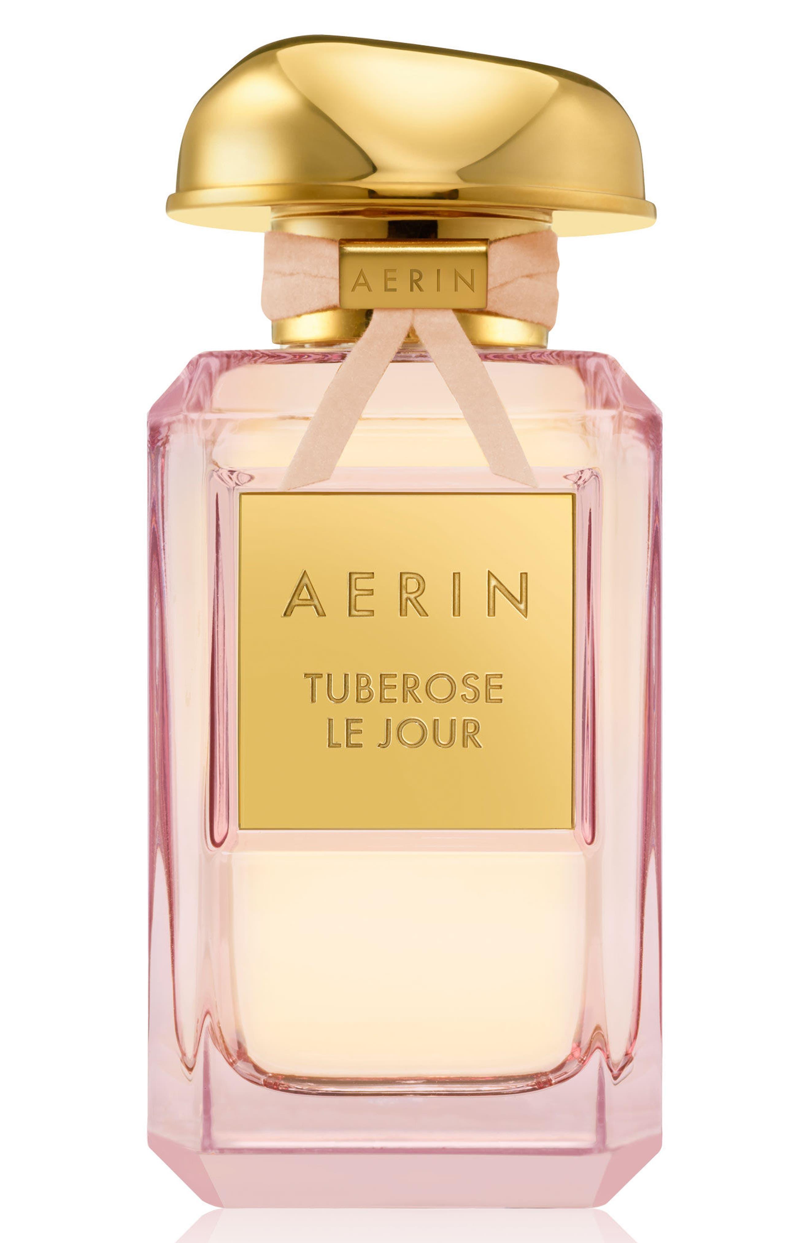 ESTÉE LAUDER AERIN Beauty Tuberose Le Jour Parfum, Main, color, NO COLOR